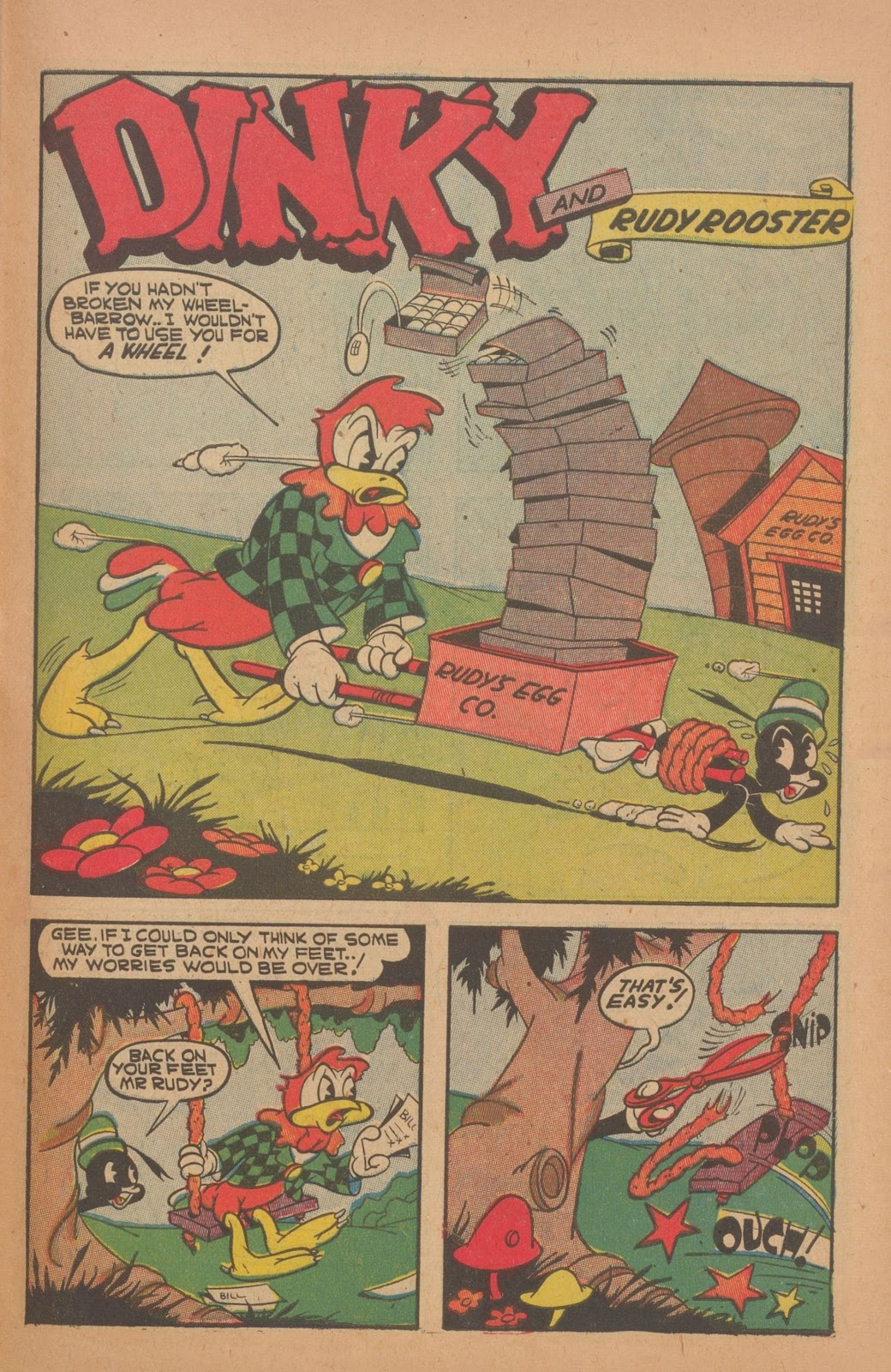 Terry-Toons Comics issue 27 - Page 43