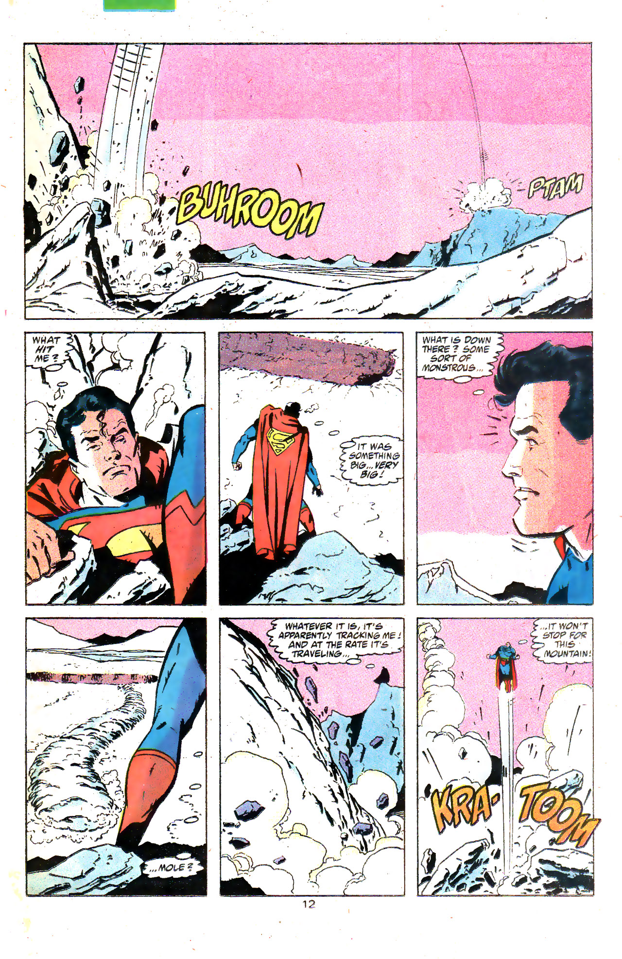 Read online Action Comics (1938) comic -  Issue #646 - 13