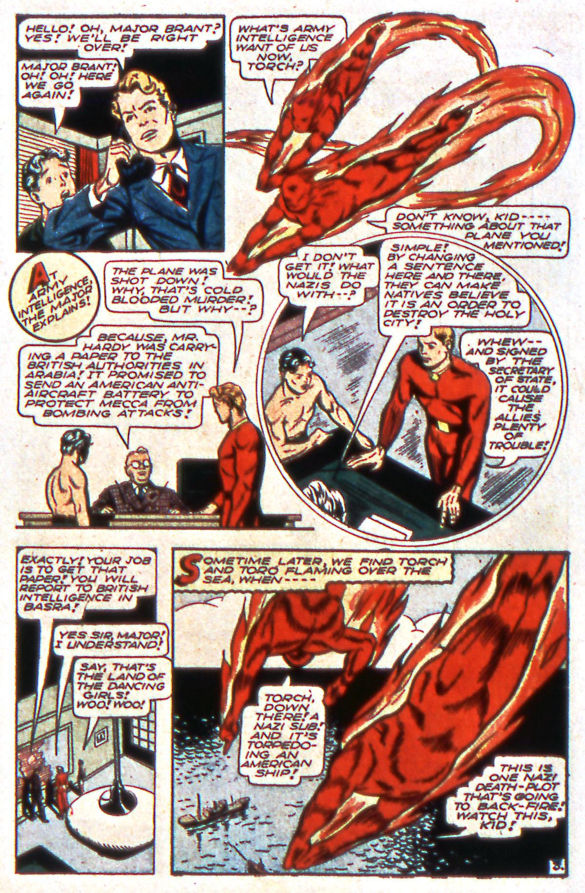 Read online All-Winners Comics comic -  Issue #12 - 5
