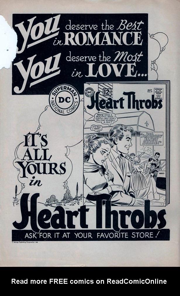 Read online Secret Hearts comic -  Issue #79 - 2