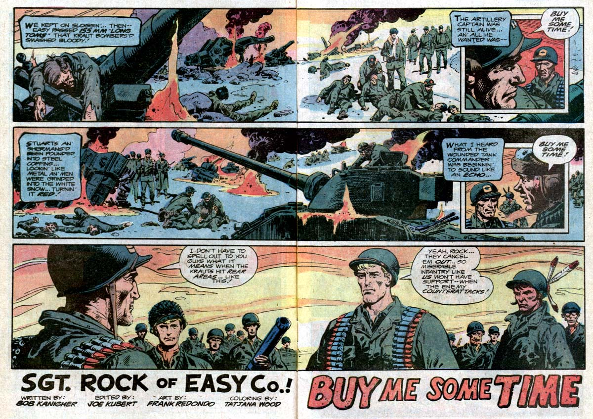 Read online Sgt. Rock comic -  Issue #352 - 4