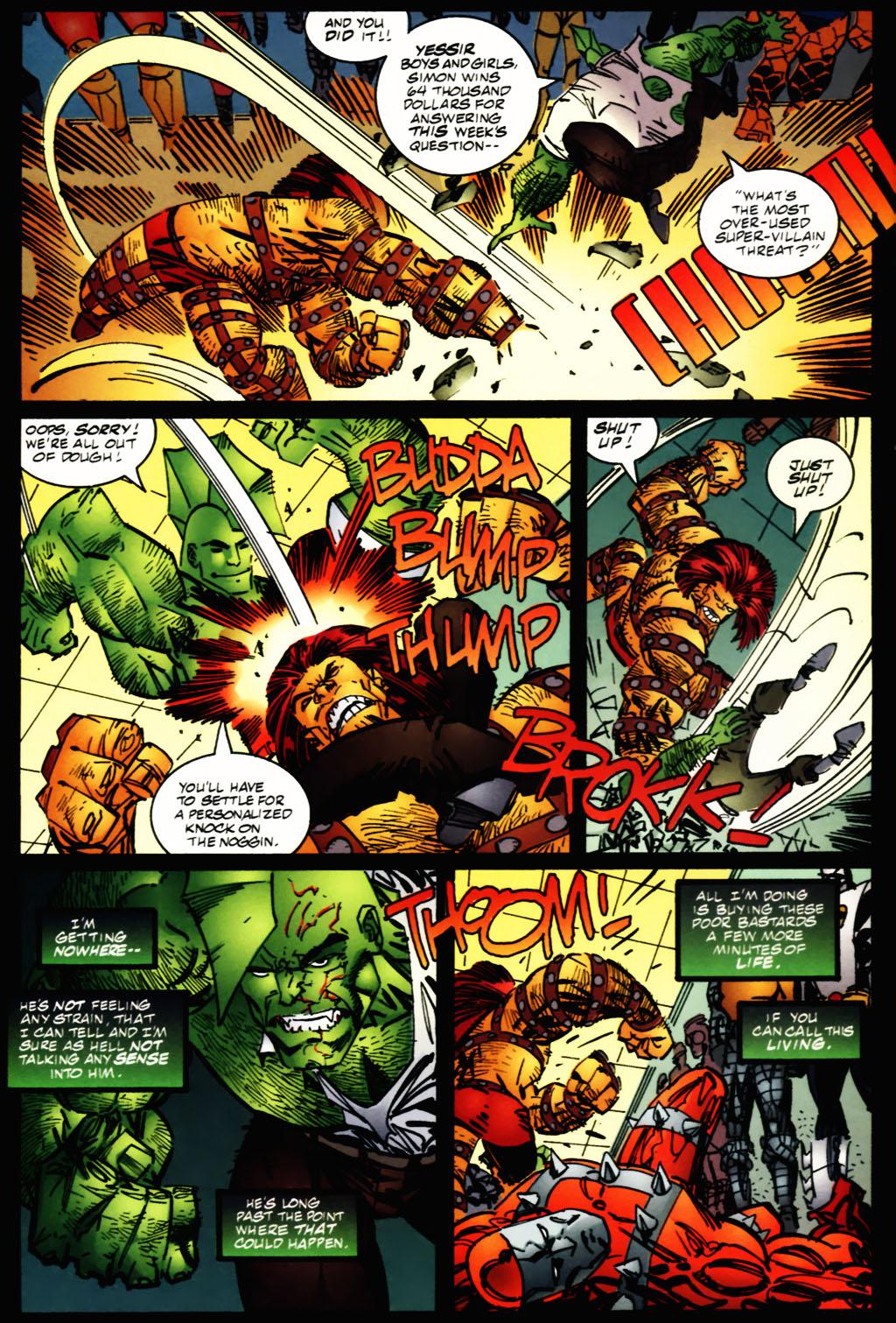The Savage Dragon (1993) Issue #60 #63 - English 16