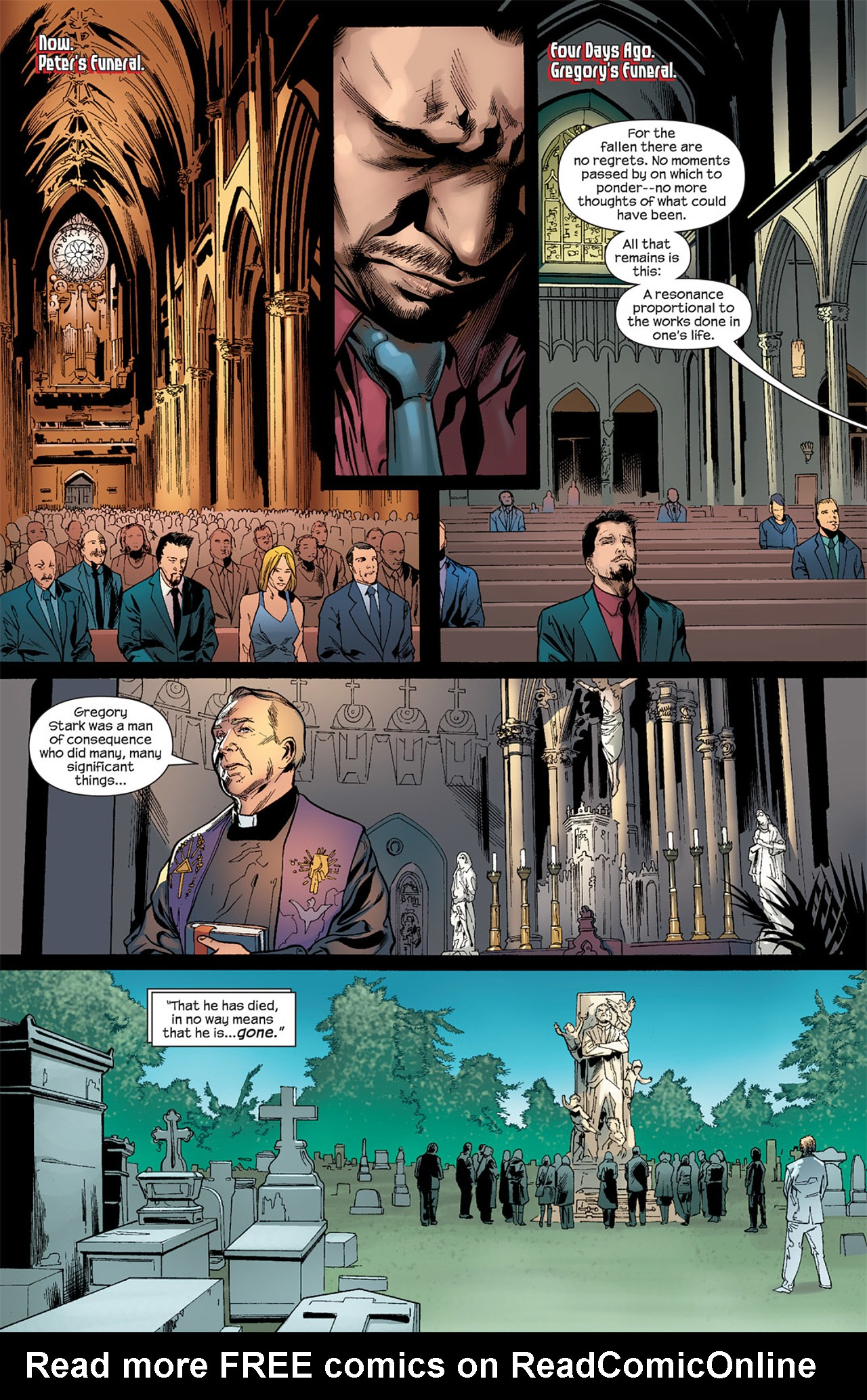 Read online Ultimate Fallout comic -  Issue #3 - 3