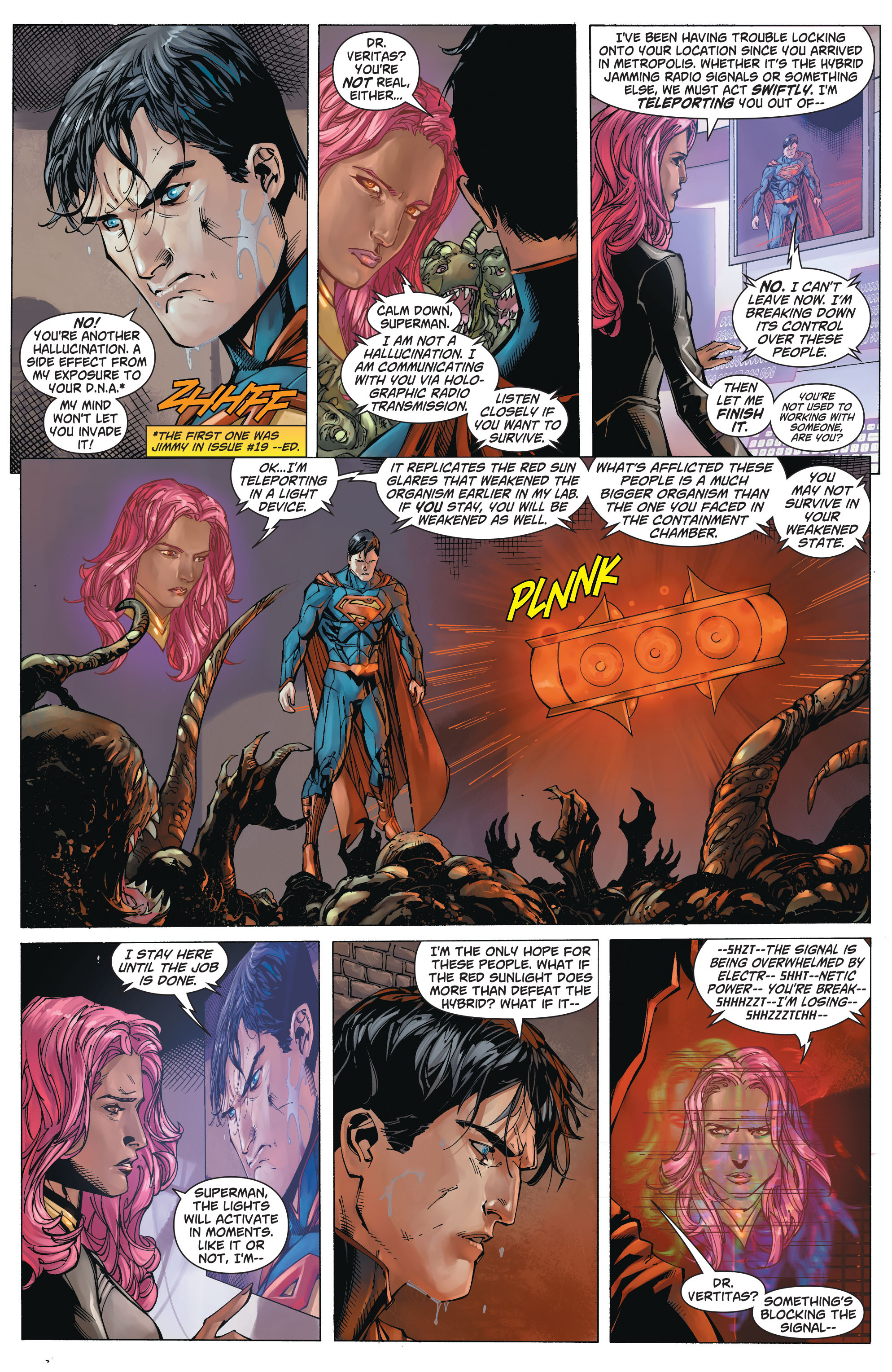 Read online Action Comics (2011) comic -  Issue #21 - 7