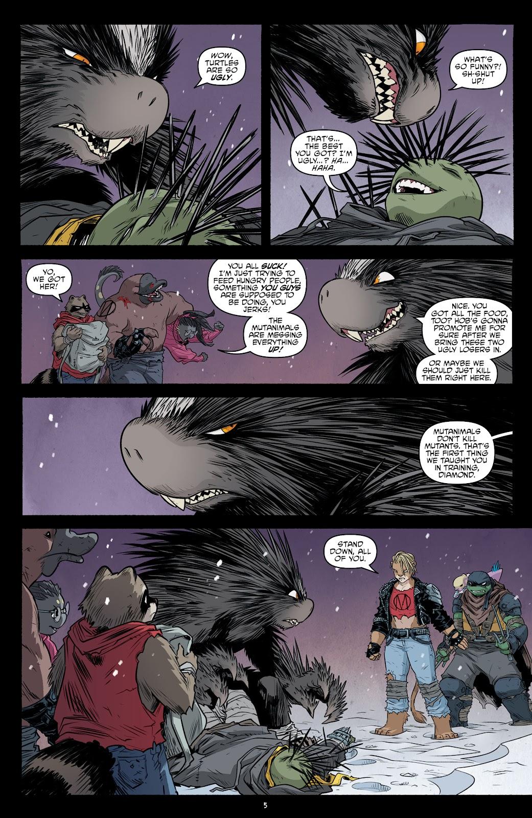 Read online Teenage Mutant Ninja Turtles (2011) comic -  Issue #102 - 7