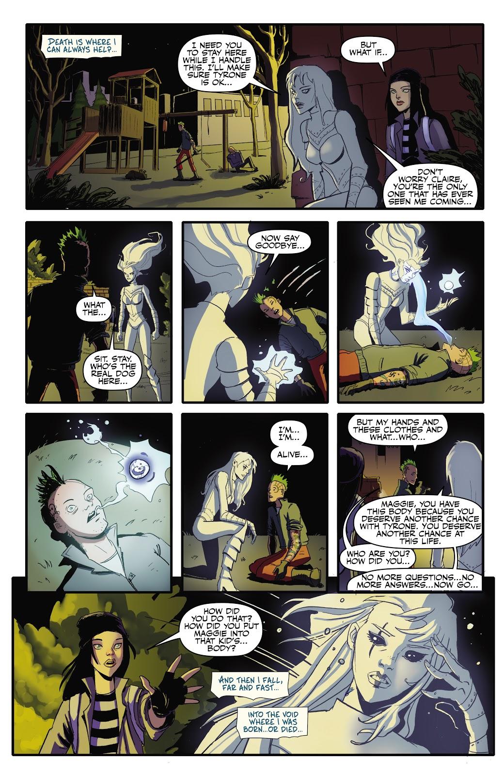 Read online September Mourning Volume 1 comic -  Issue #2 - 11
