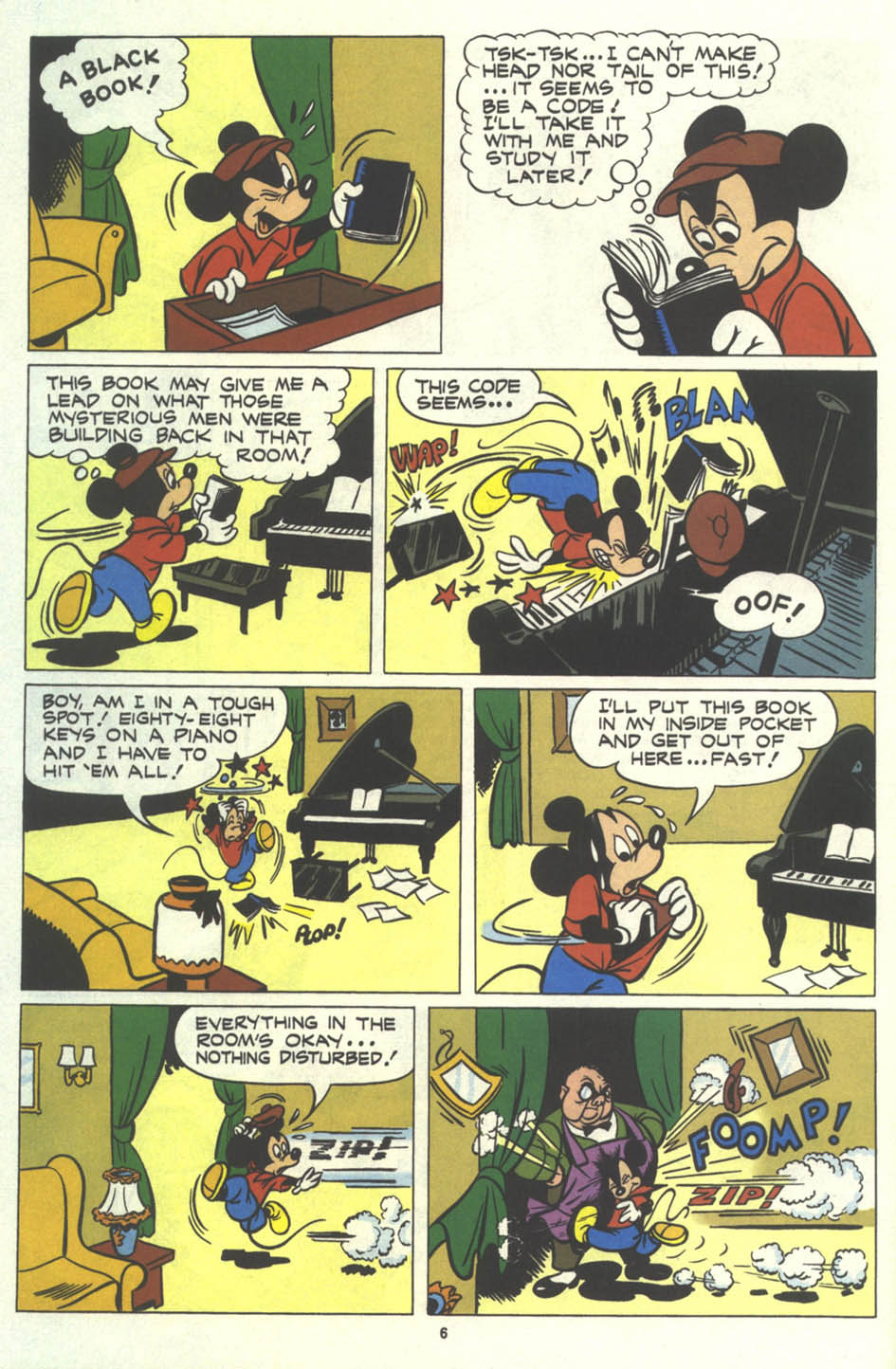 Walt Disney's Comics and Stories issue 574 - Page 58