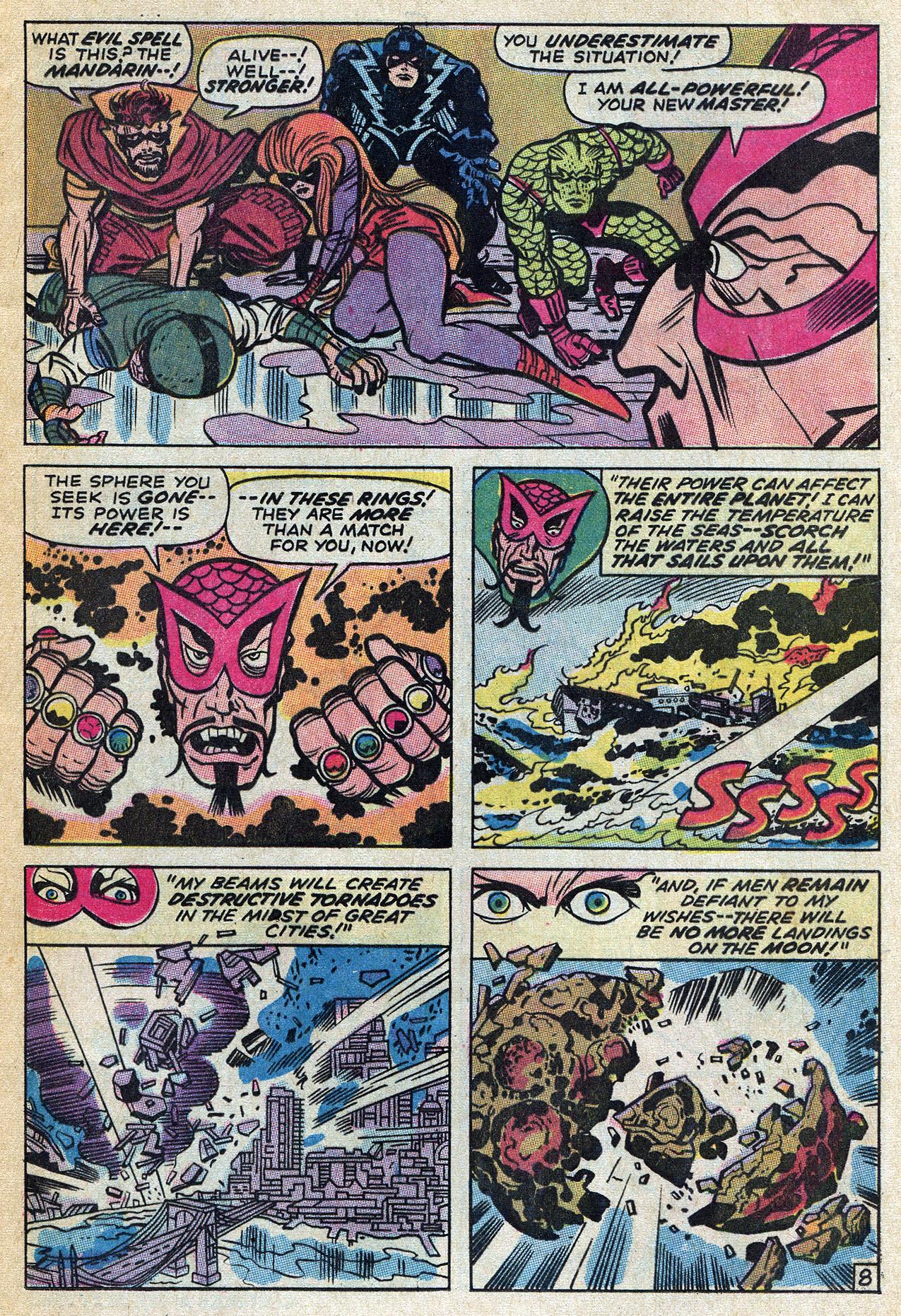 Read online Amazing Adventures (1970) comic -  Issue #4 - 13