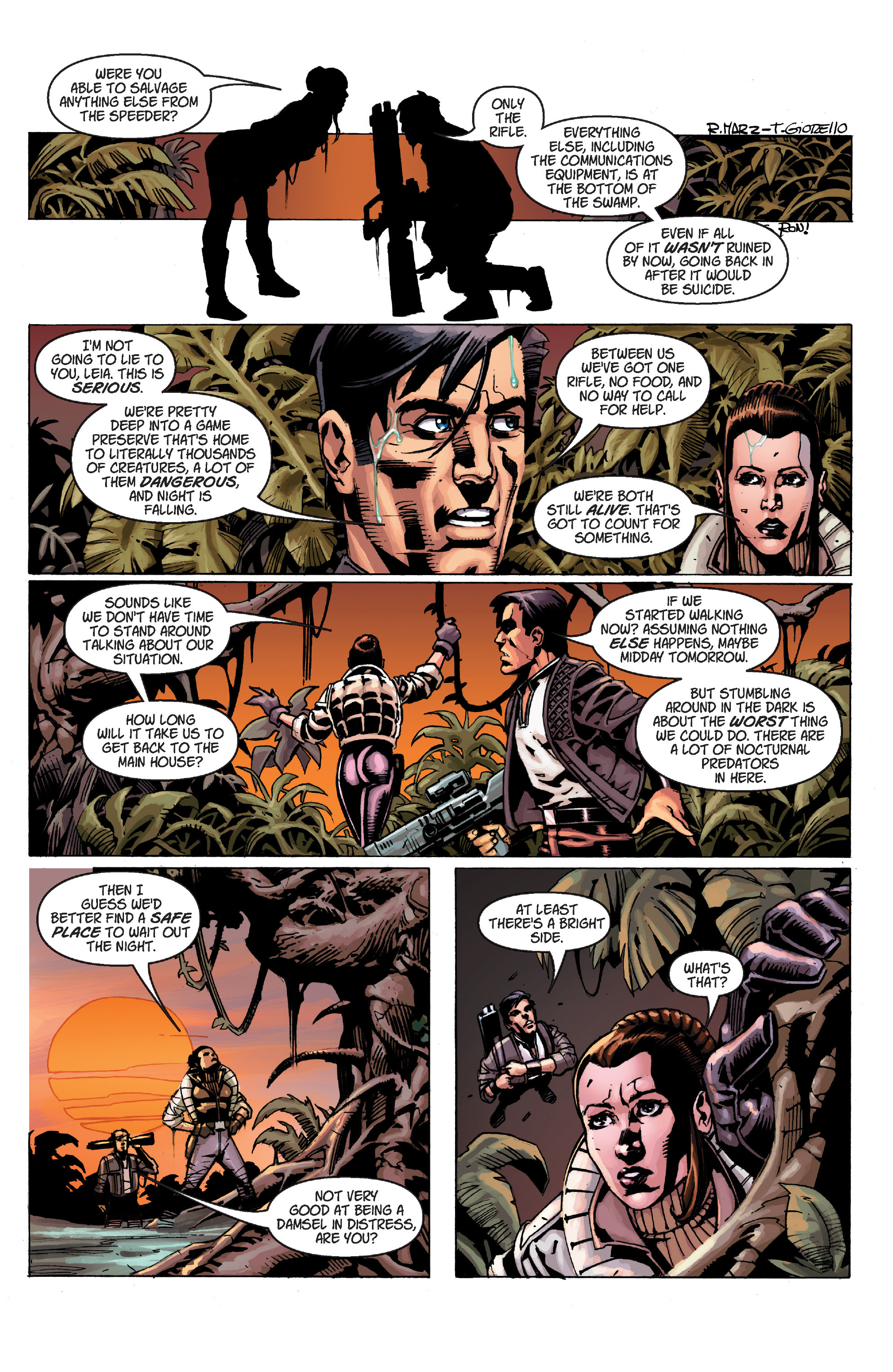Read online Star Wars Omnibus comic -  Issue # Vol. 17 - 259