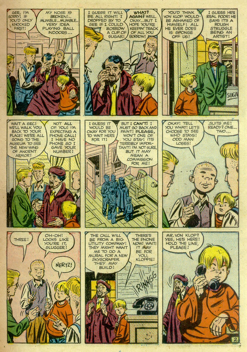 Daredevil (1941) issue 108 - Page 11