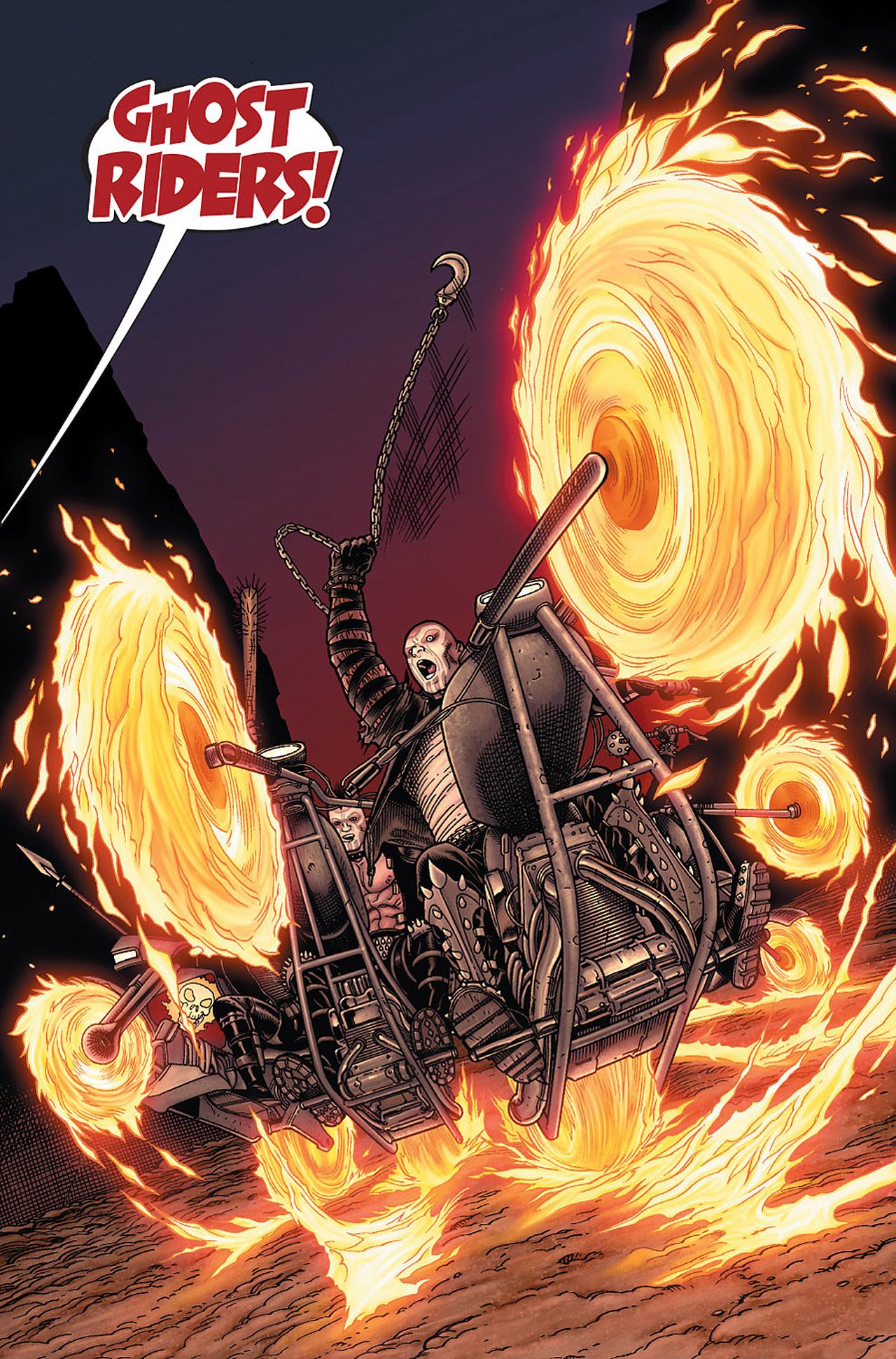 Read online Wolverine: Old Man Logan comic -  Issue # Full - 35