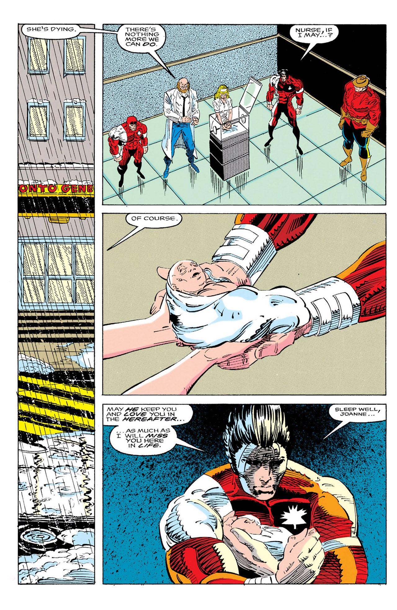 Read online Astonishing X-Men (2004) comic -  Issue # _Annual 1 - 34
