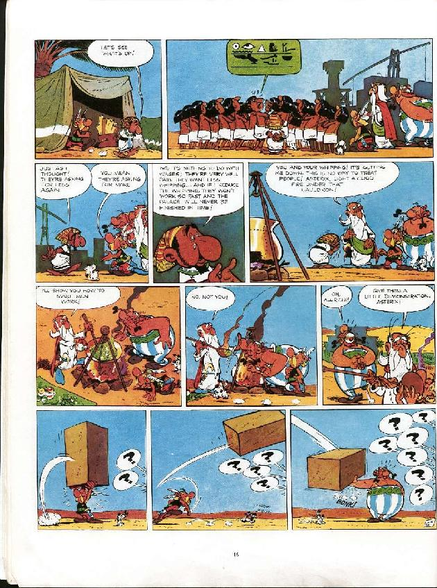 Read online Asterix comic -  Issue #6 - 13