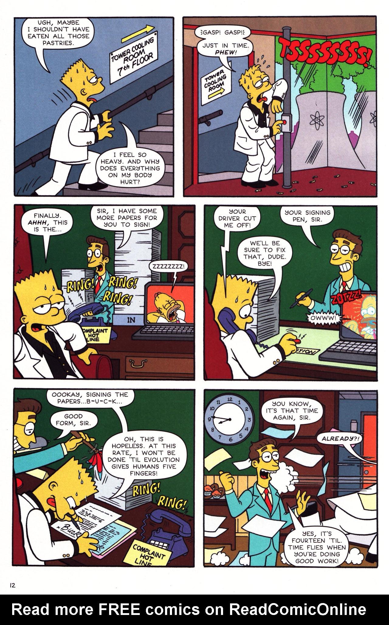 Read online Simpsons Comics Presents Bart Simpson comic -  Issue #39 - 9