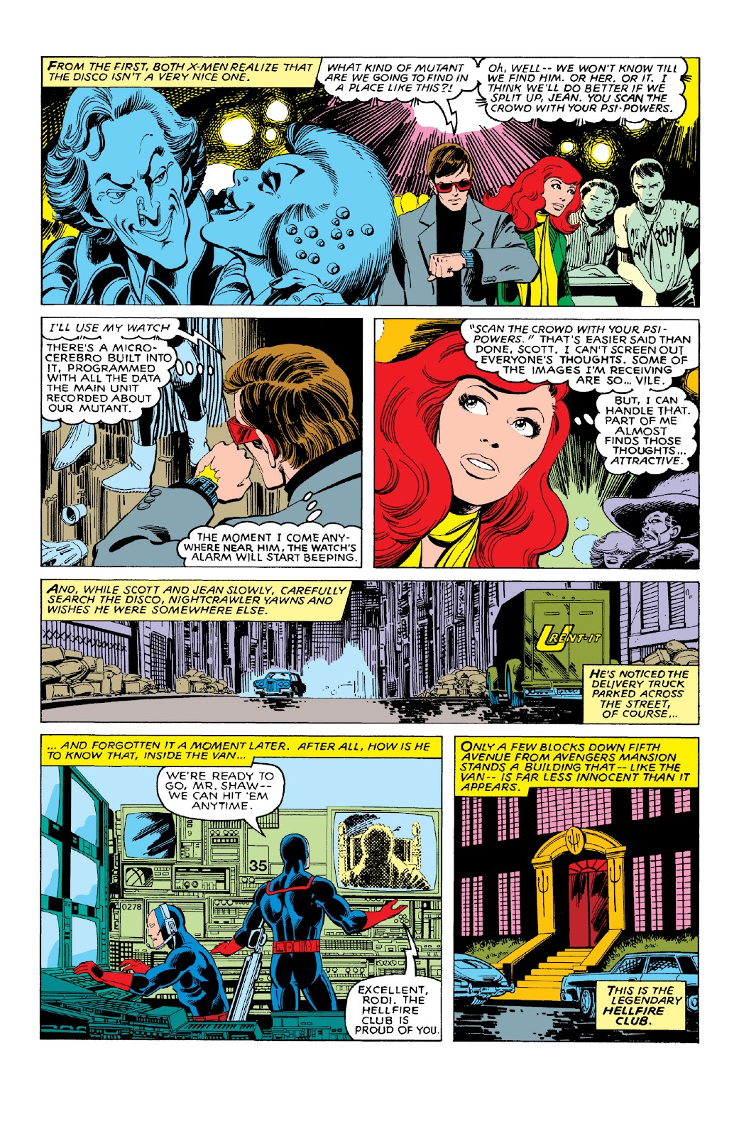 Read online X-Men Milestones: Dark Phoenix Saga comic -  Issue # TPB (Part 1) - 27