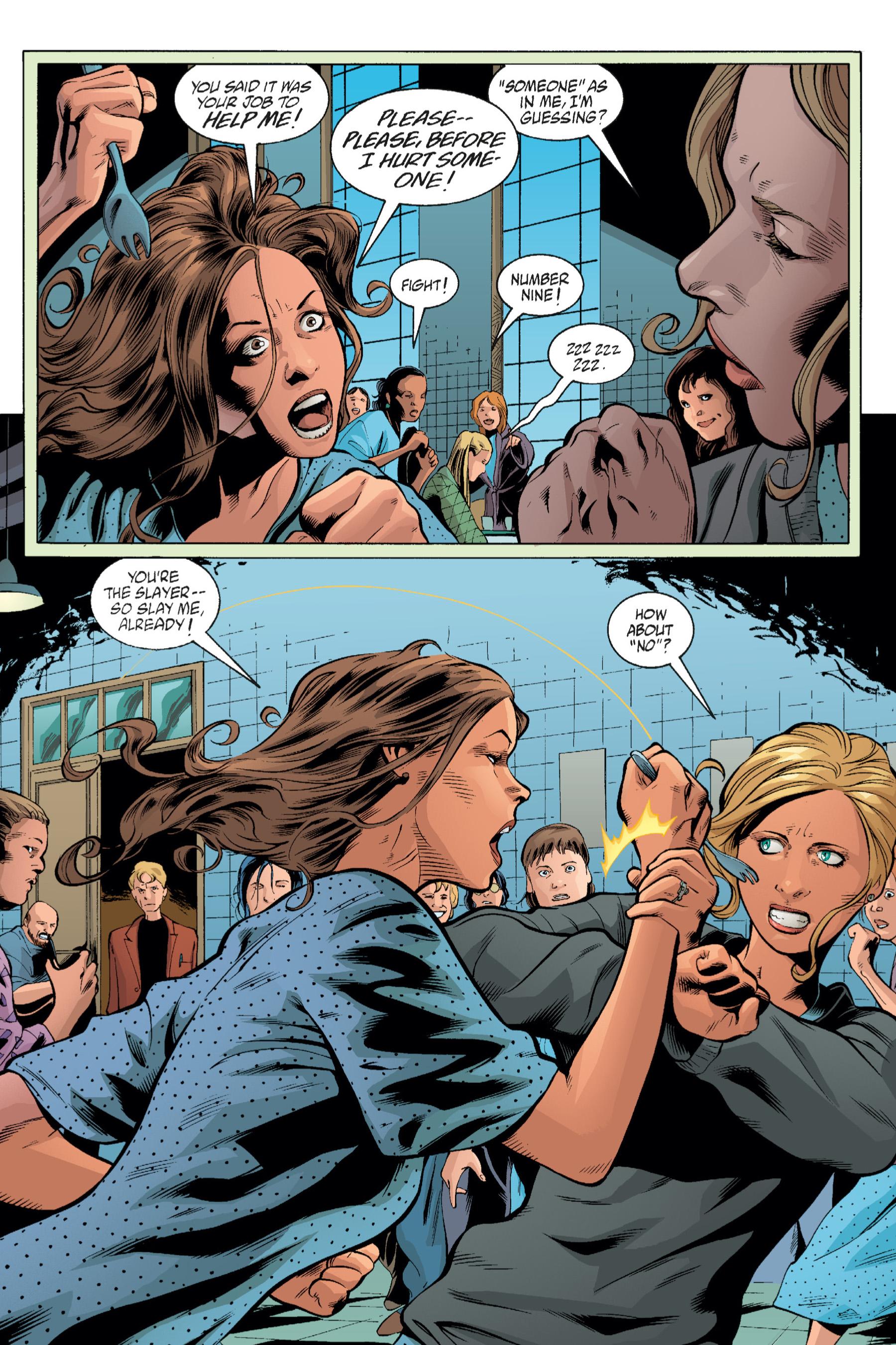 Read online Buffy the Vampire Slayer: Omnibus comic -  Issue # TPB 1 - 245