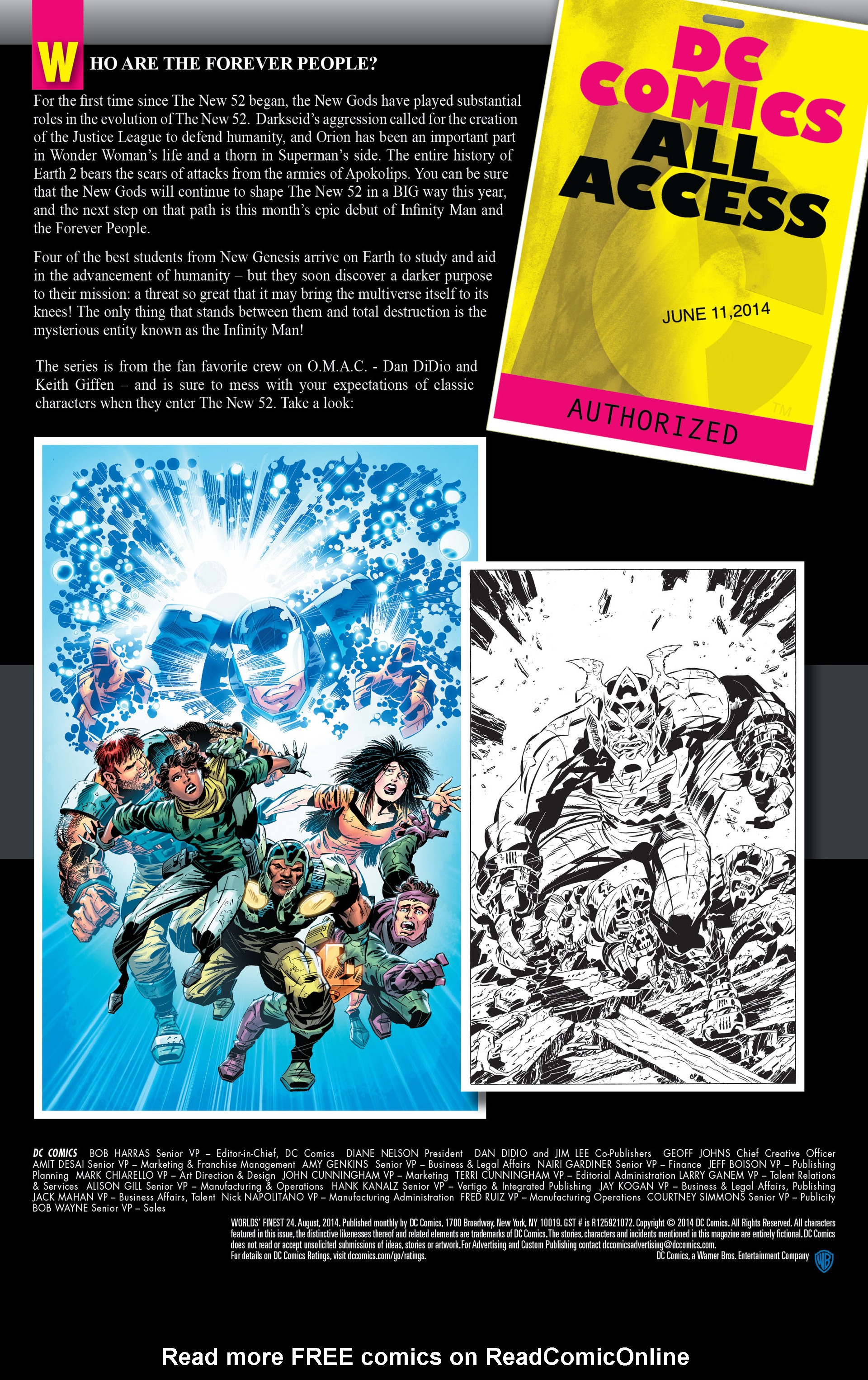 Read online Worlds' Finest comic -  Issue #24 - 23