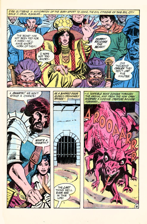 Read online Wonder Woman (1942) comic -  Issue #190 - 21