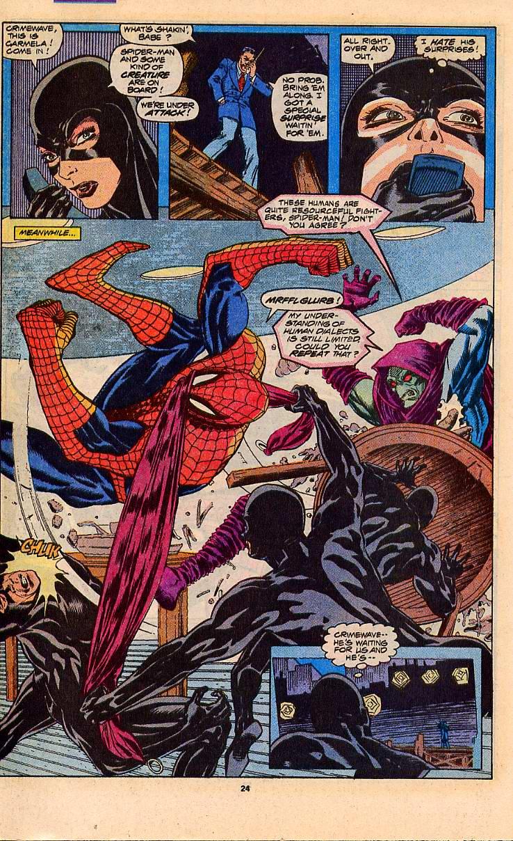 Read online Sleepwalker comic -  Issue #5 - 19