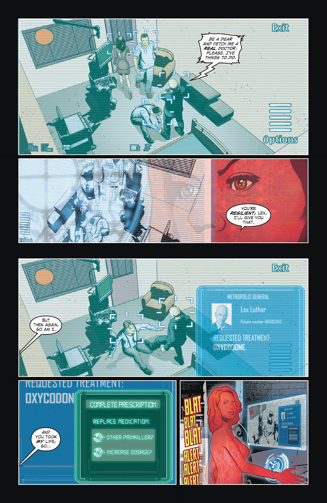 Read online Smallville Season 11 [II] comic -  Issue # TPB 6 - 20
