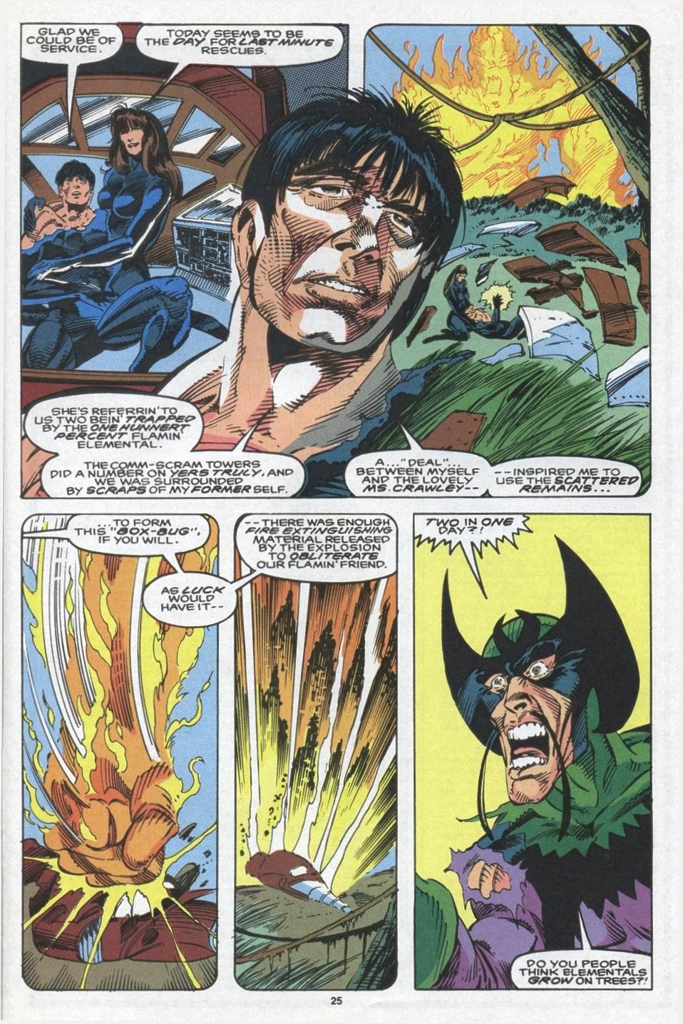 Read online Alpha Flight (1983) comic -  Issue #103 - 20
