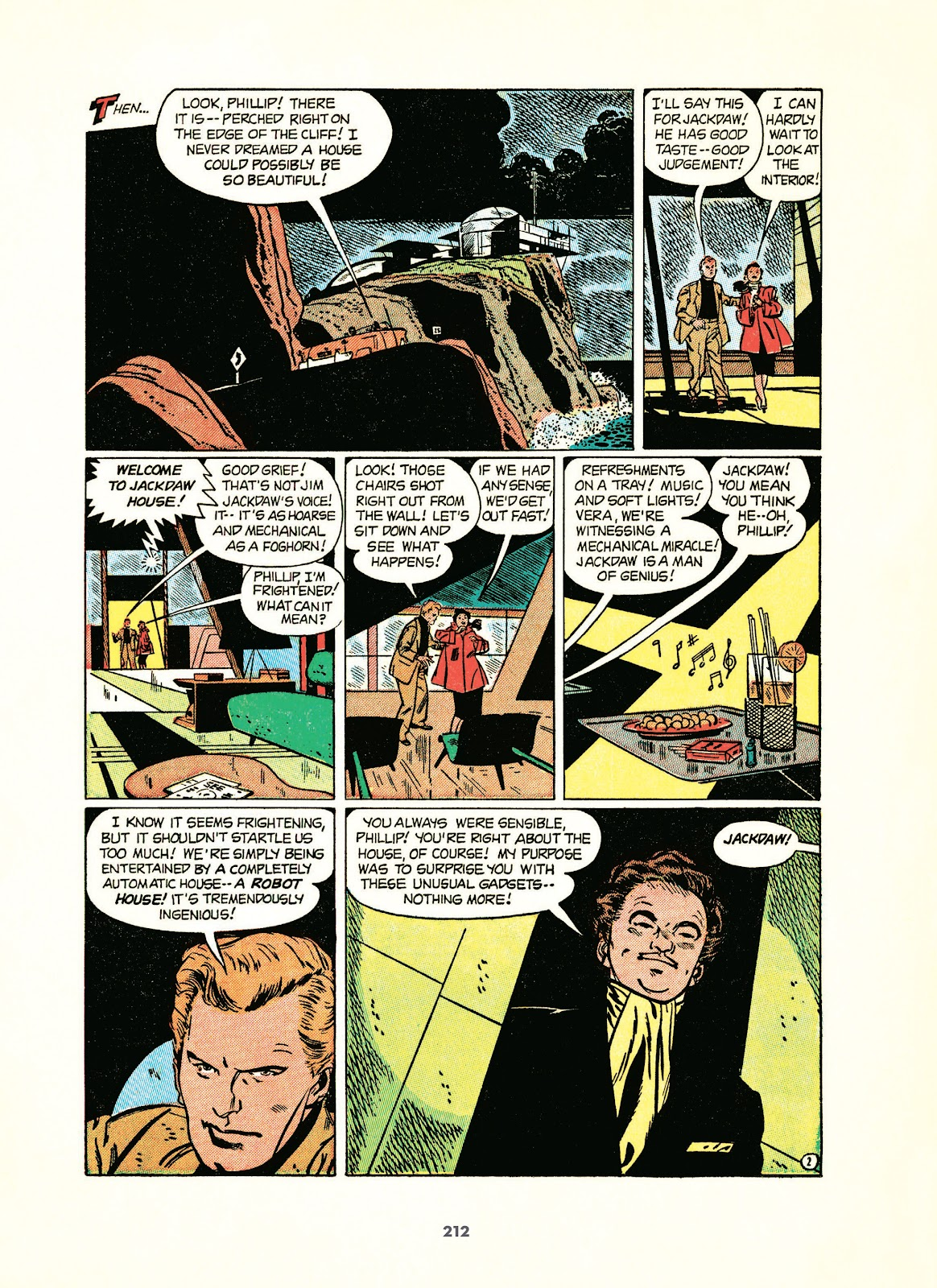 Read online Setting the Standard: Comics by Alex Toth 1952-1954 comic -  Issue # TPB (Part 3) - 13
