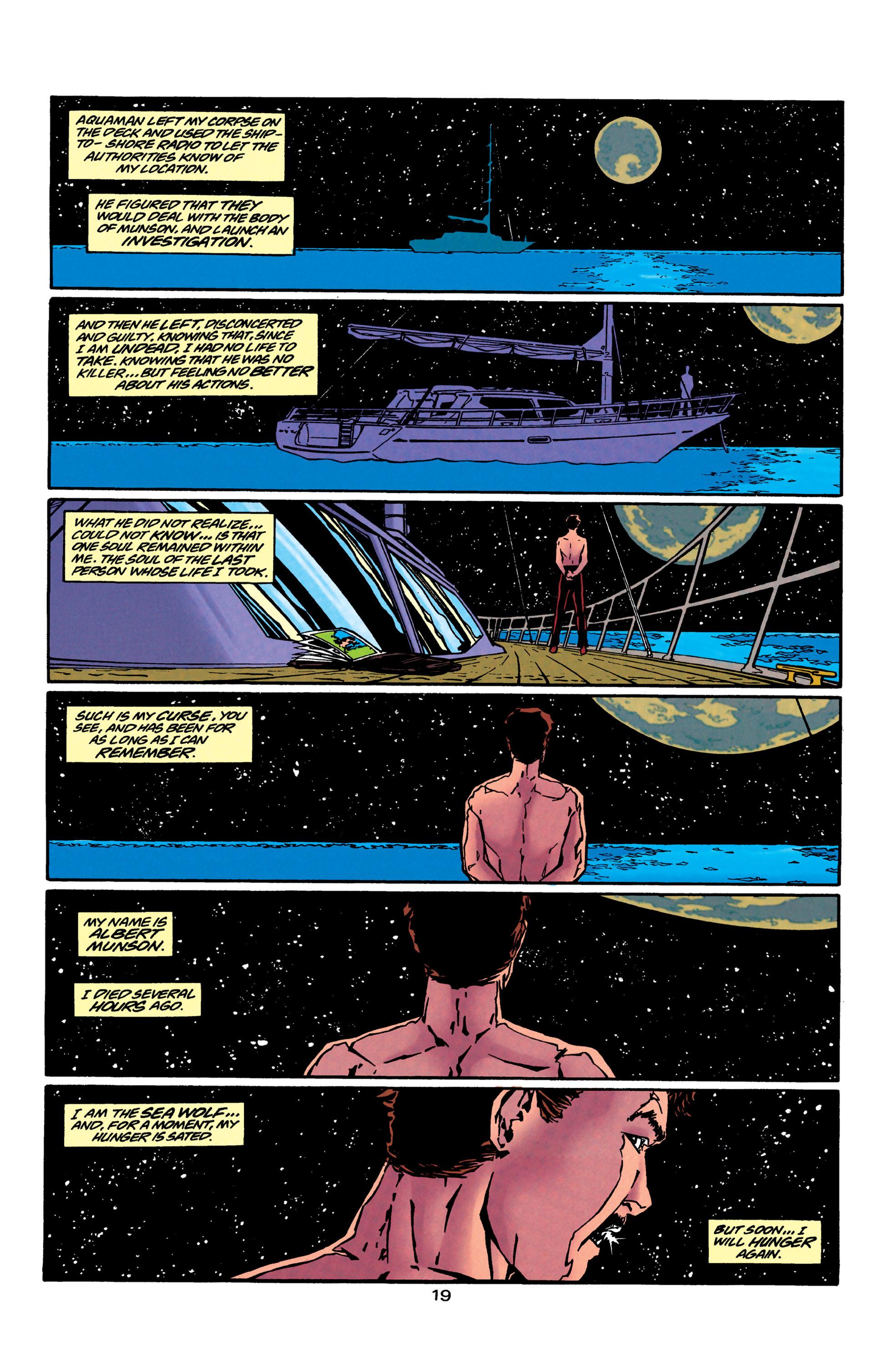 Read online Aquaman (1994) comic -  Issue #42 - 20