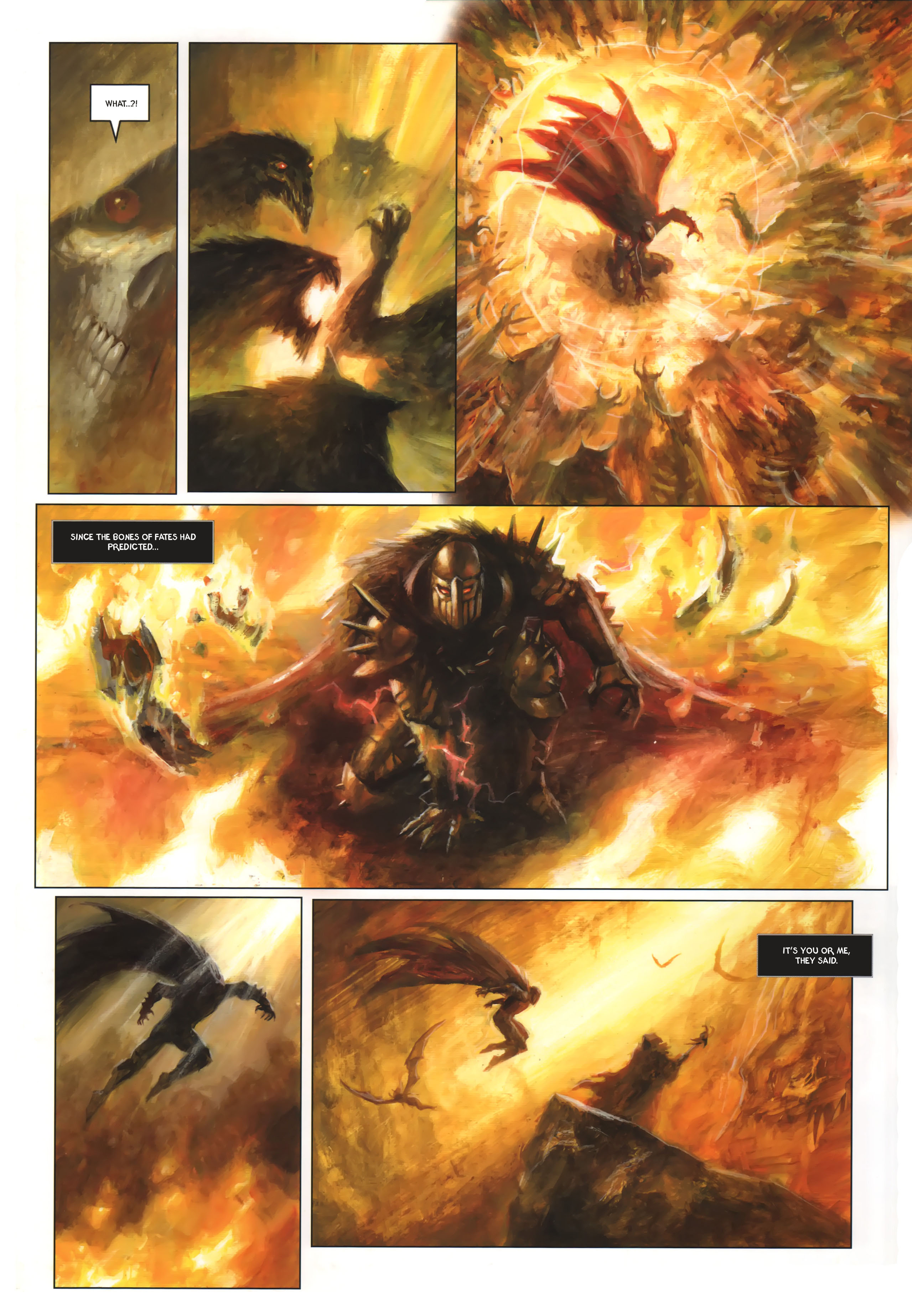 Read online Arawn comic -  Issue #6 - 44
