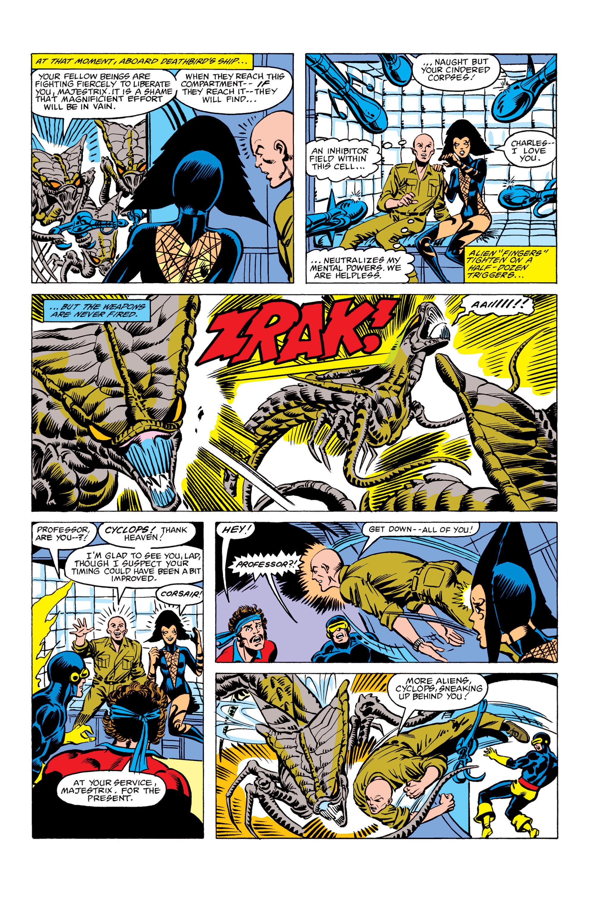 Read online Uncanny X-Men (1963) comic -  Issue #156 - 18