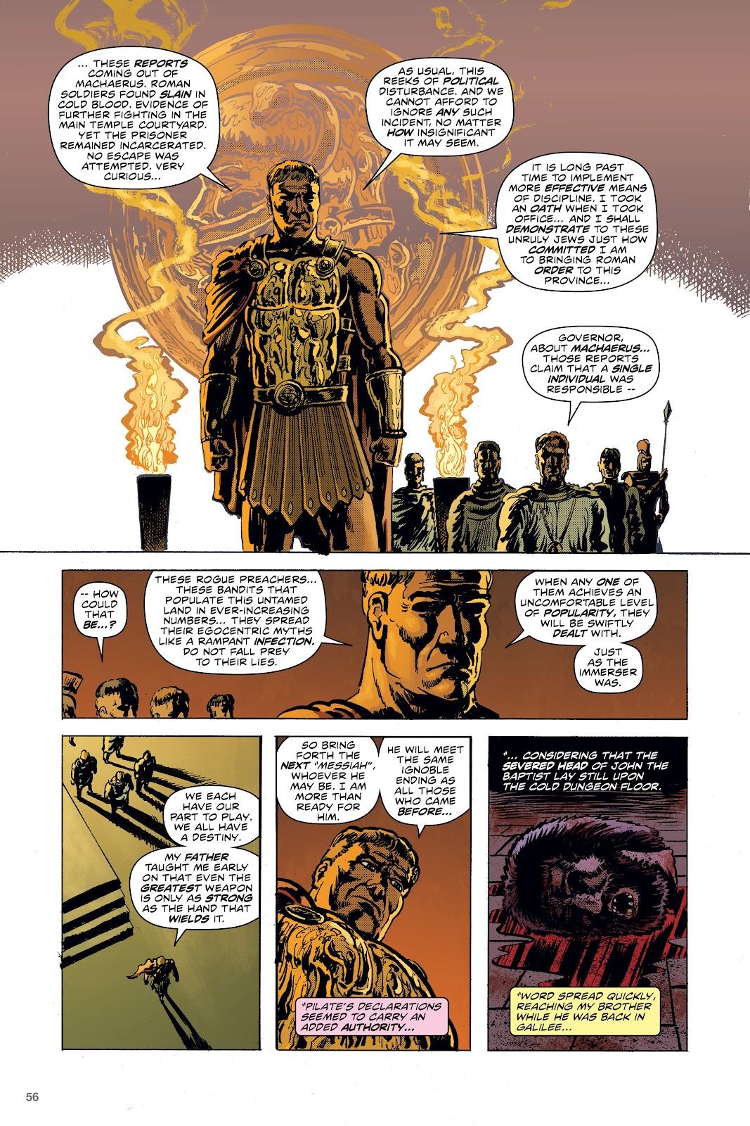 Read online Jesusfreak comic -  Issue # Full - 51