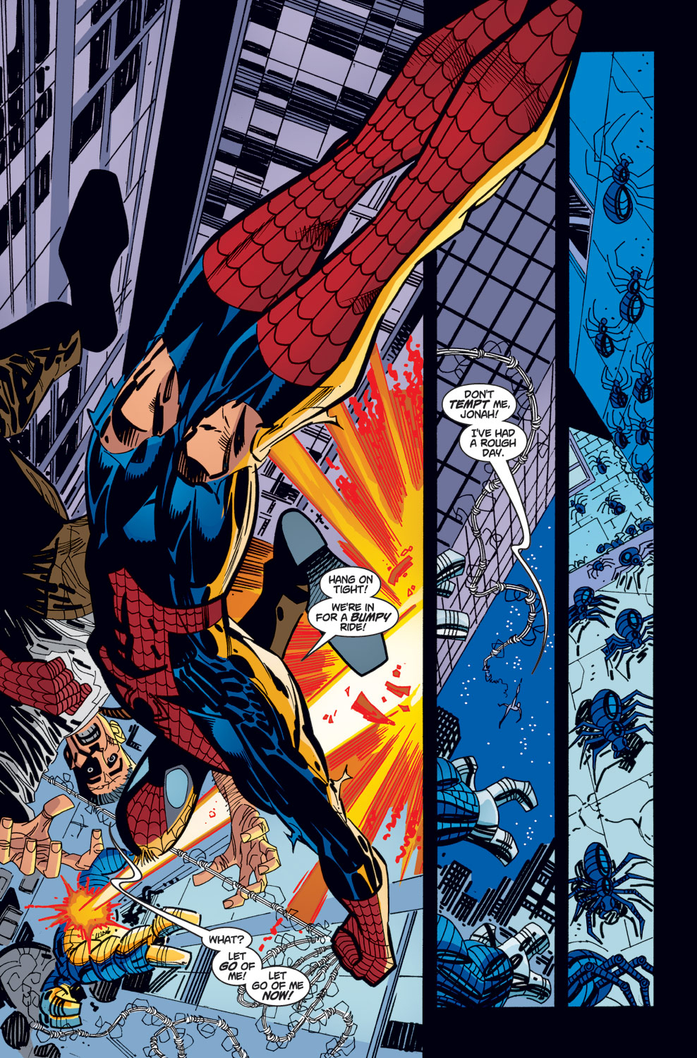 The Amazing Spider-Man (1999) 21 Page 6