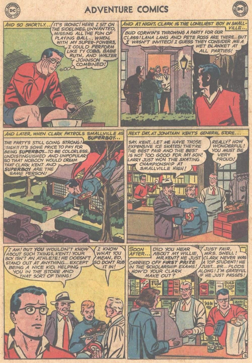 Read online Adventure Comics (1938) comic -  Issue #305 - 4