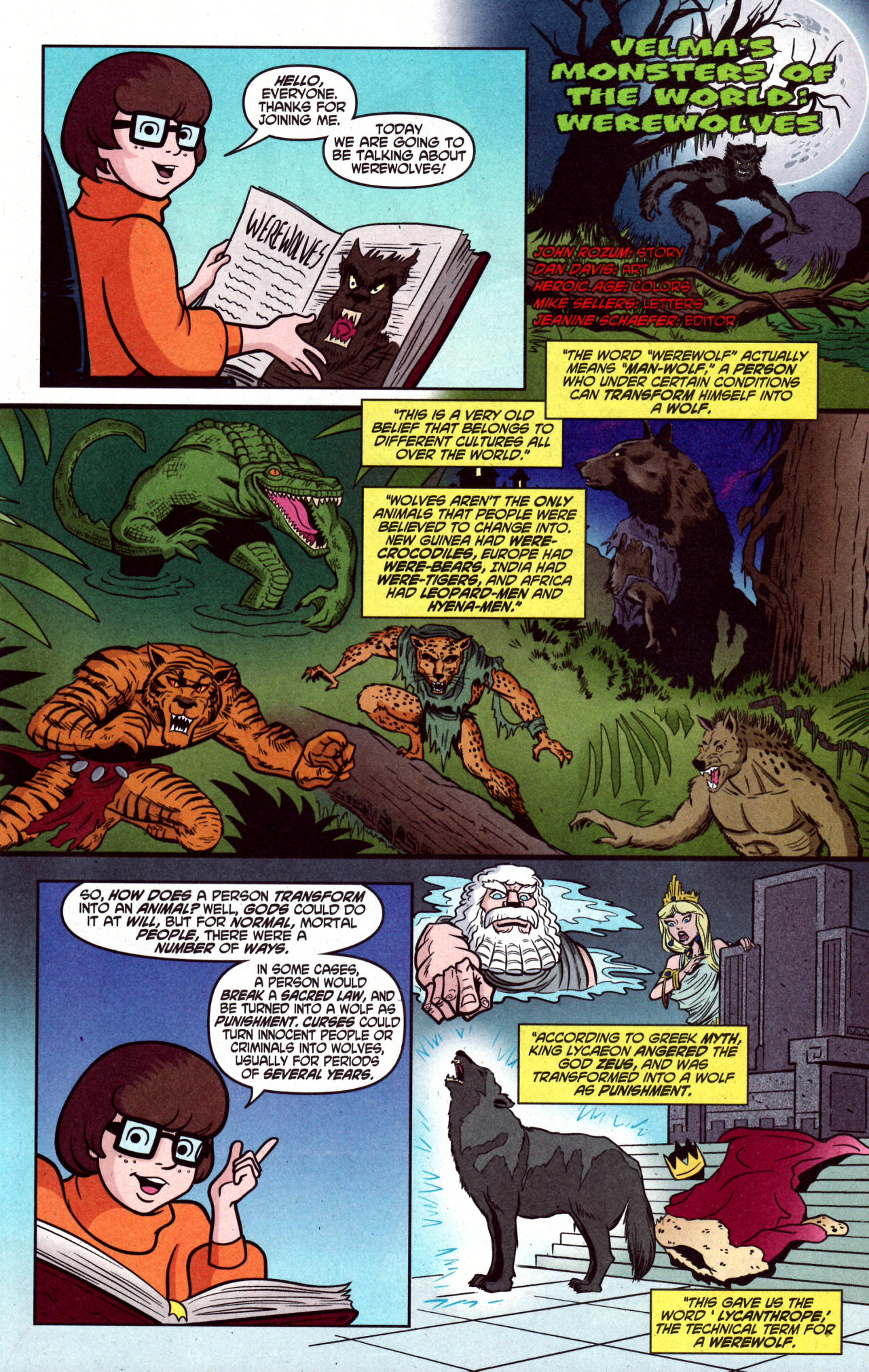 Read online Scooby-Doo (1997) comic -  Issue #125 - 15