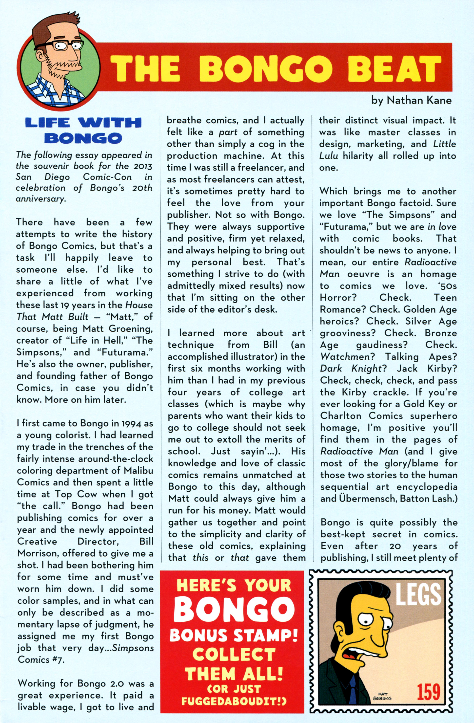 Read online Simpsons Comics comic -  Issue #206 - 27