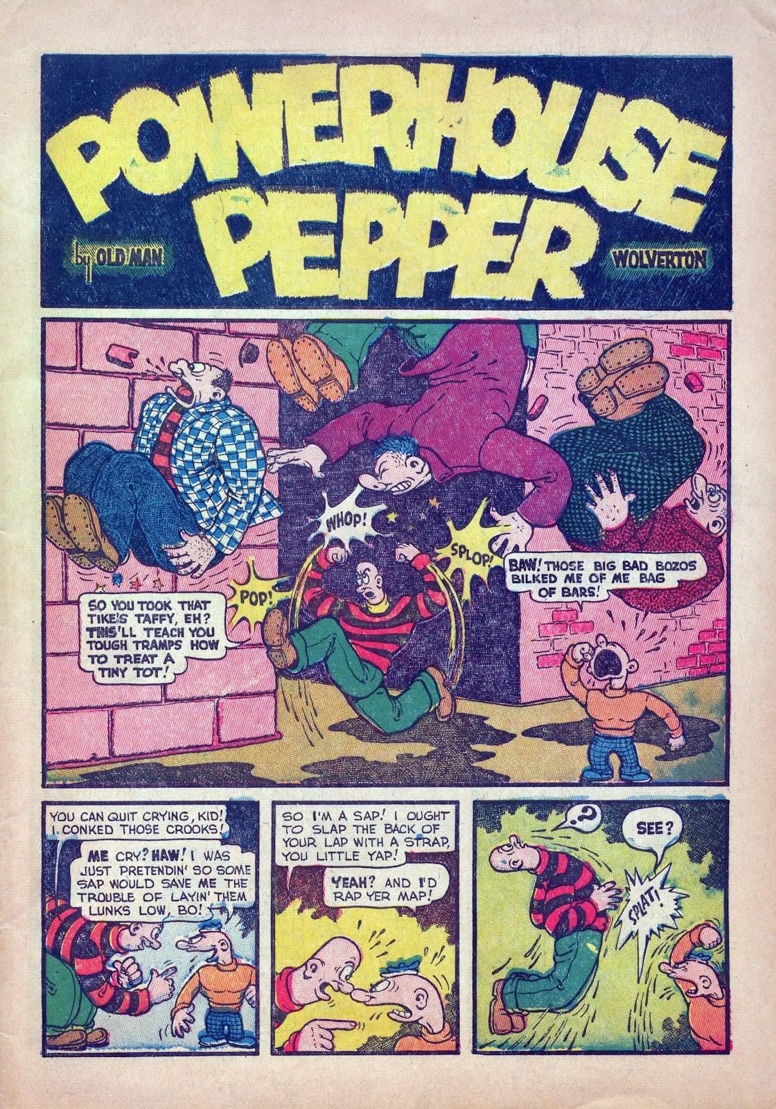 Read online Joker Comics comic -  Issue #14 - 3
