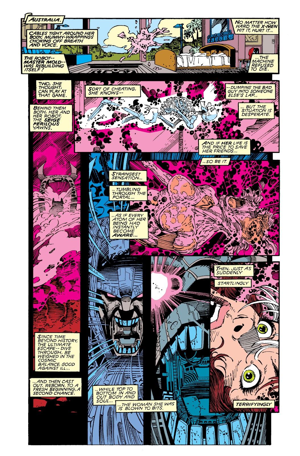 Uncanny X-Men (1963) issue 269 - Page 2