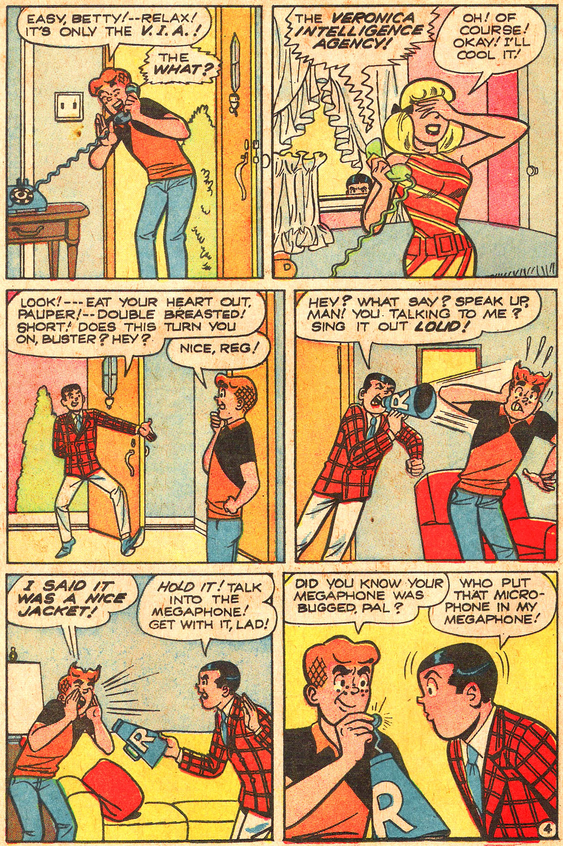 Read online Archie (1960) comic -  Issue #176 - 16