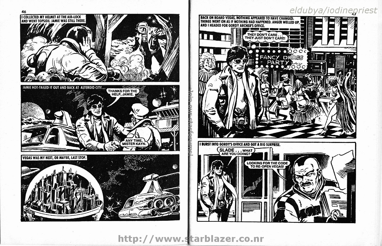Starblazer issue 173 - Page 25