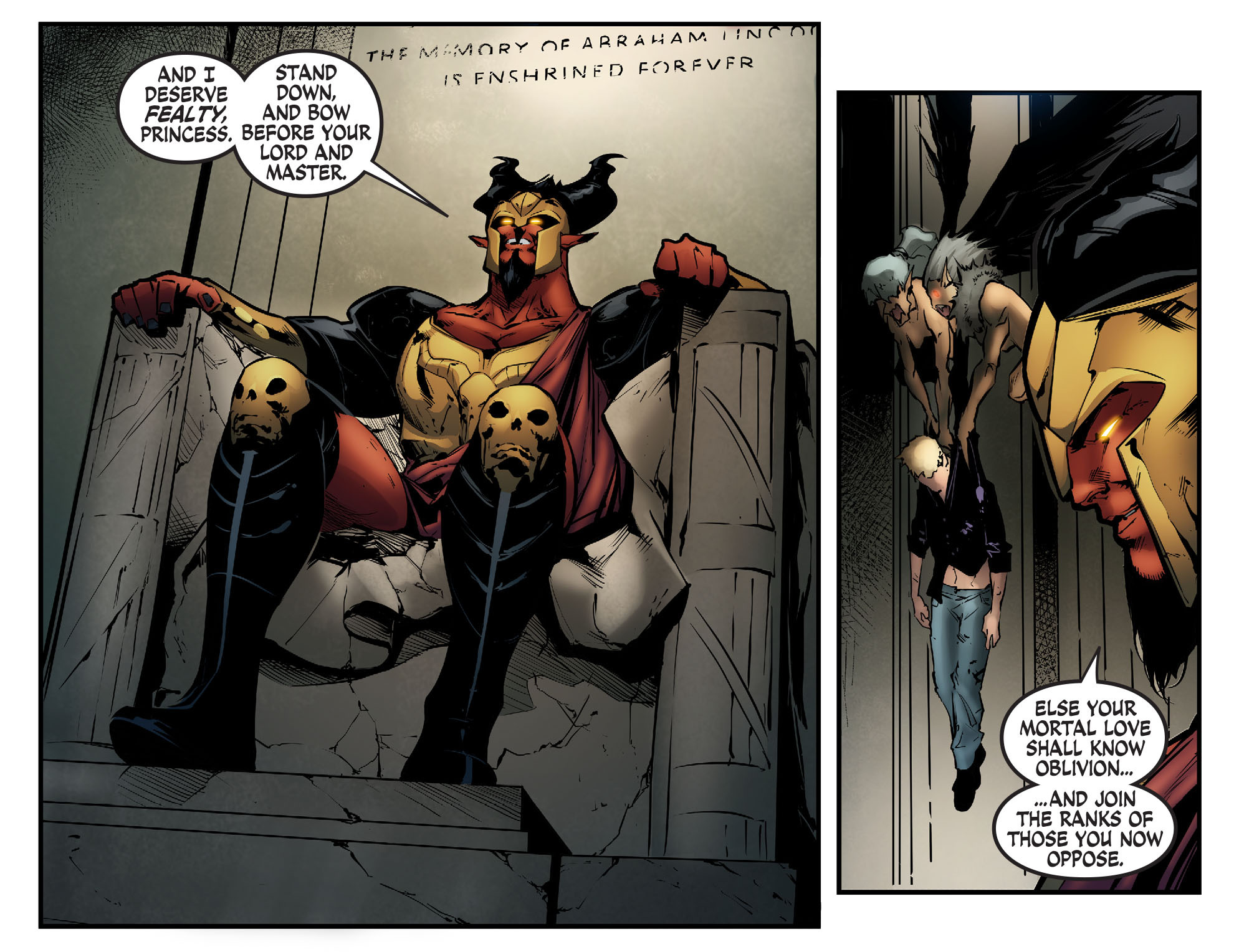 Read online Smallville: Season 11 comic -  Issue #68 - 6