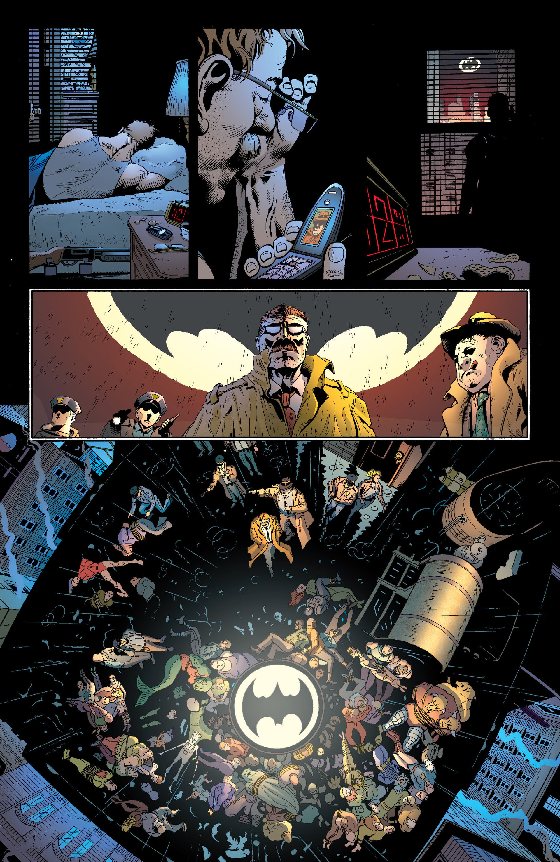 Read online Batman and Robin (2011) comic -  Issue #18 - 15