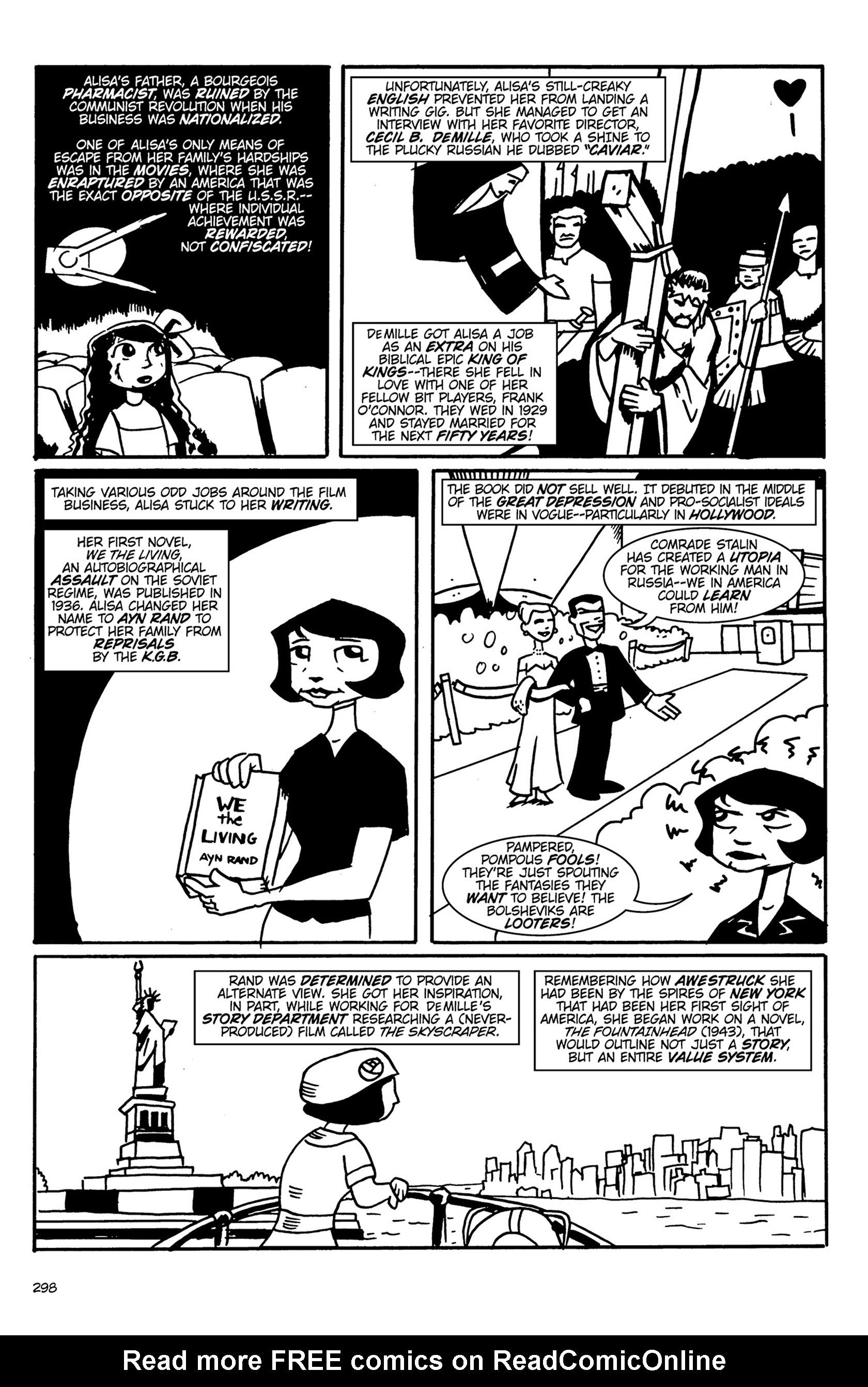 Read online Action Philosophers! comic -  Issue #Action Philosophers! TPB (Part 2) - 125