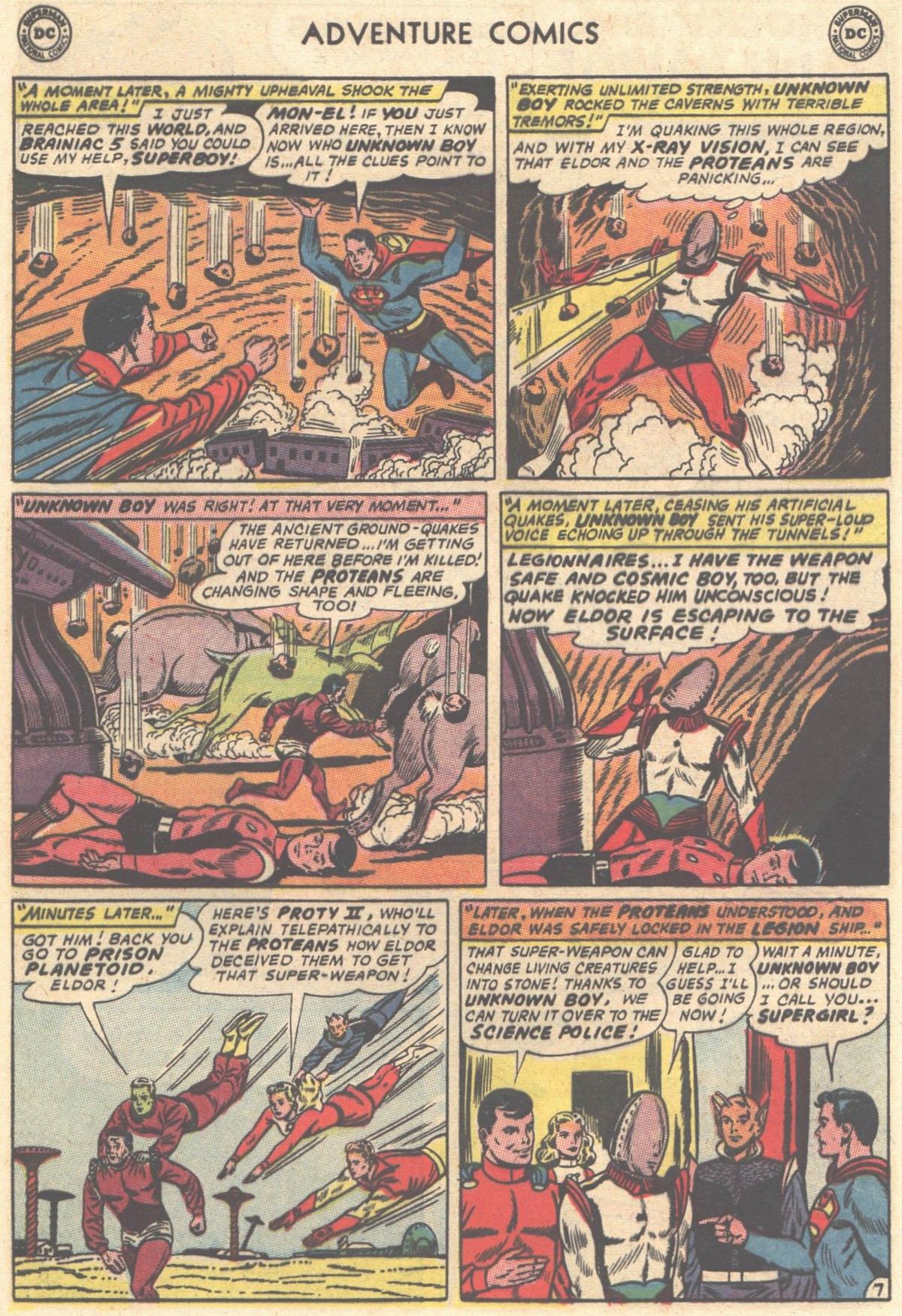 Read online Adventure Comics (1938) comic -  Issue #334 - 20