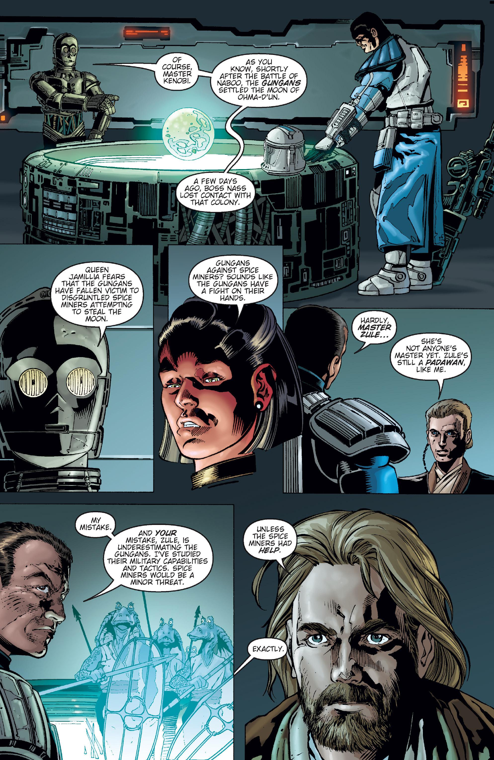 Read online Star Wars Omnibus comic -  Issue # Vol. 24 - 126