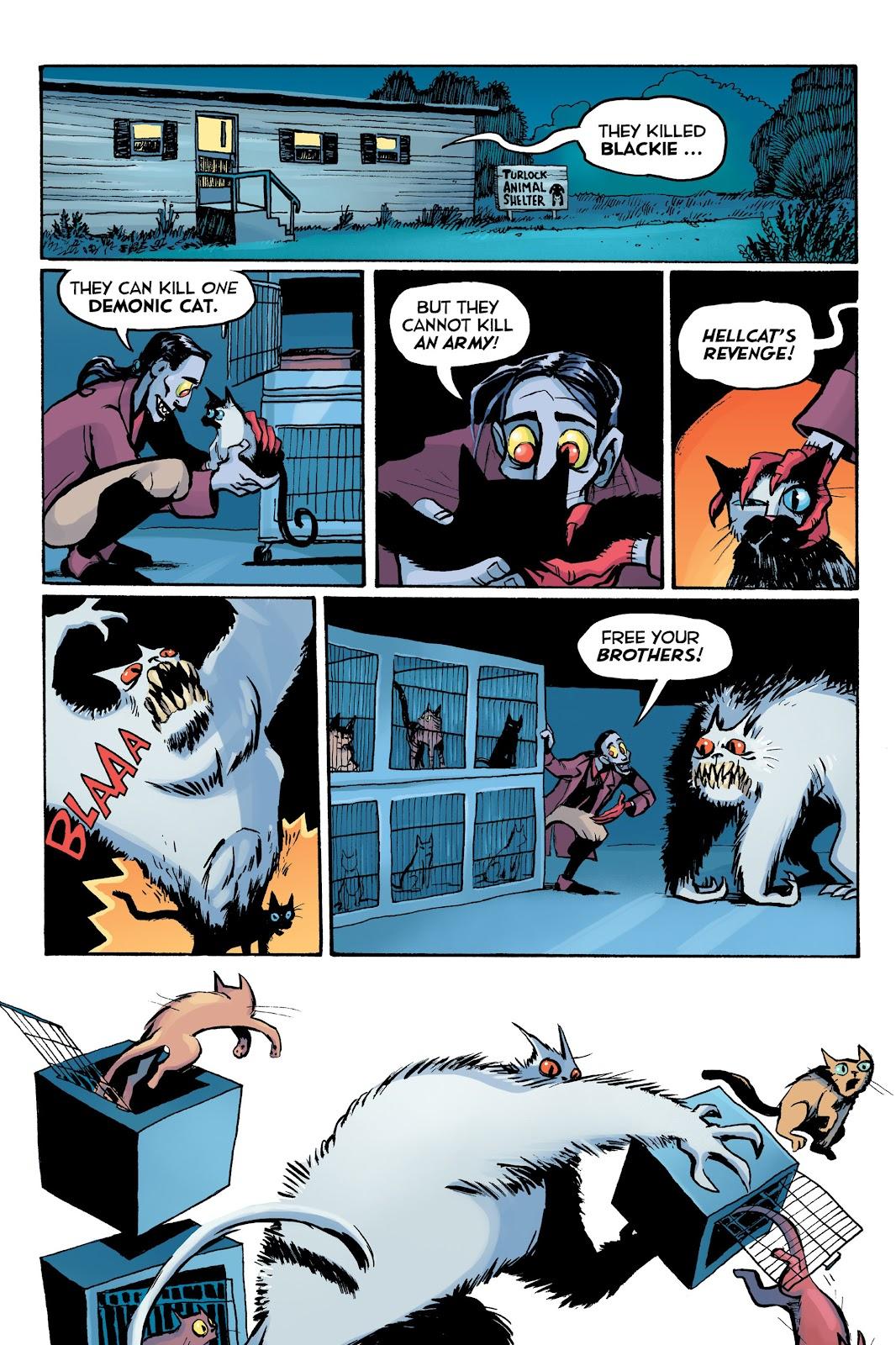 Read online Creature Tech (2019) comic -  Issue # TPB (Part 2) - 29