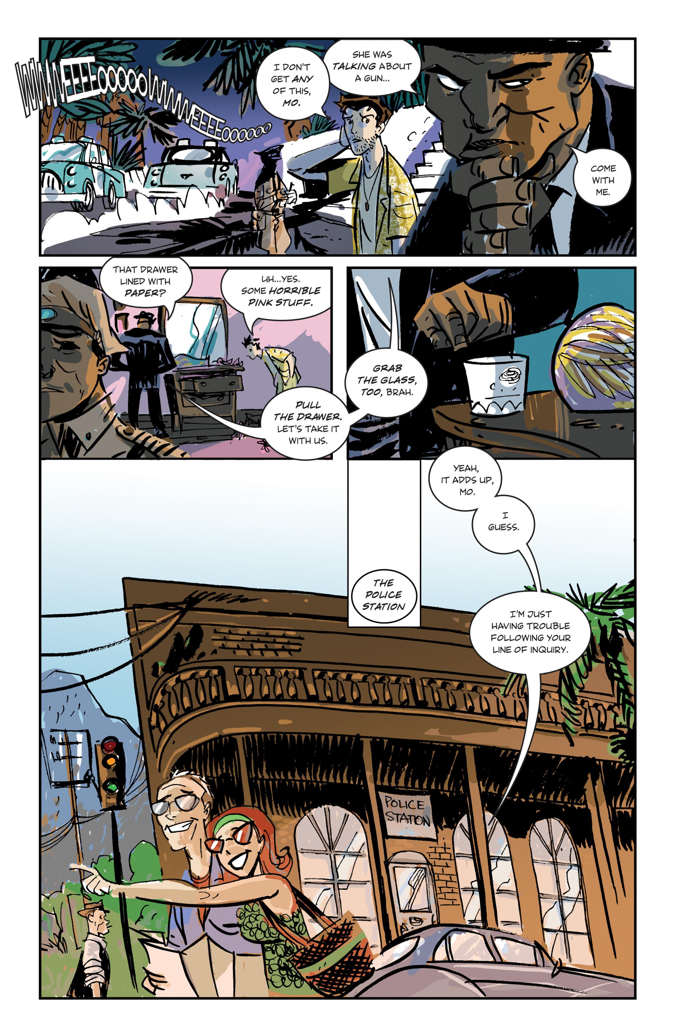 Read online Aloha, Hawaiian Dick comic -  Issue #3 - 24