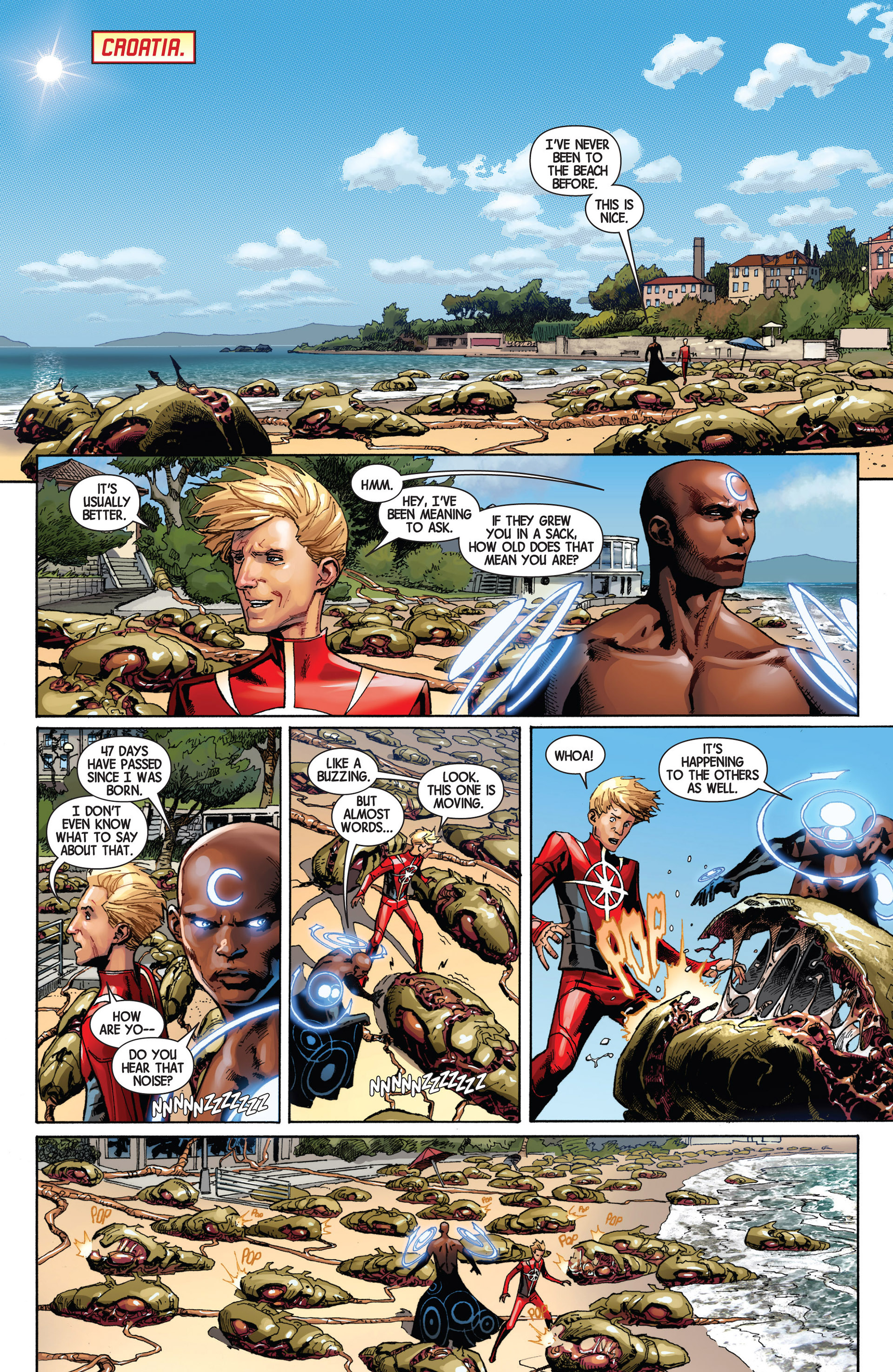 Read online Avengers (2013) comic -  Issue #9 - 12