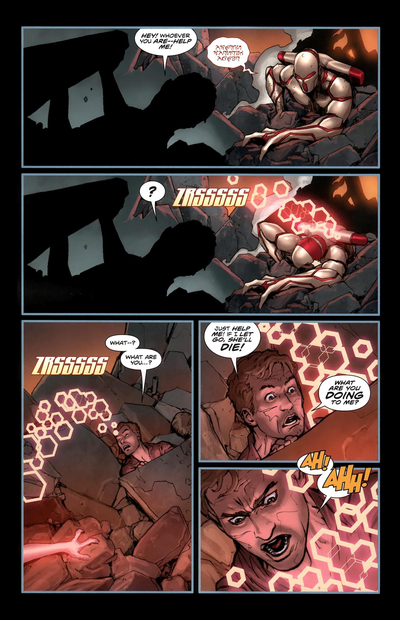 Read online Soldier Zero comic -  Issue #1 - 21