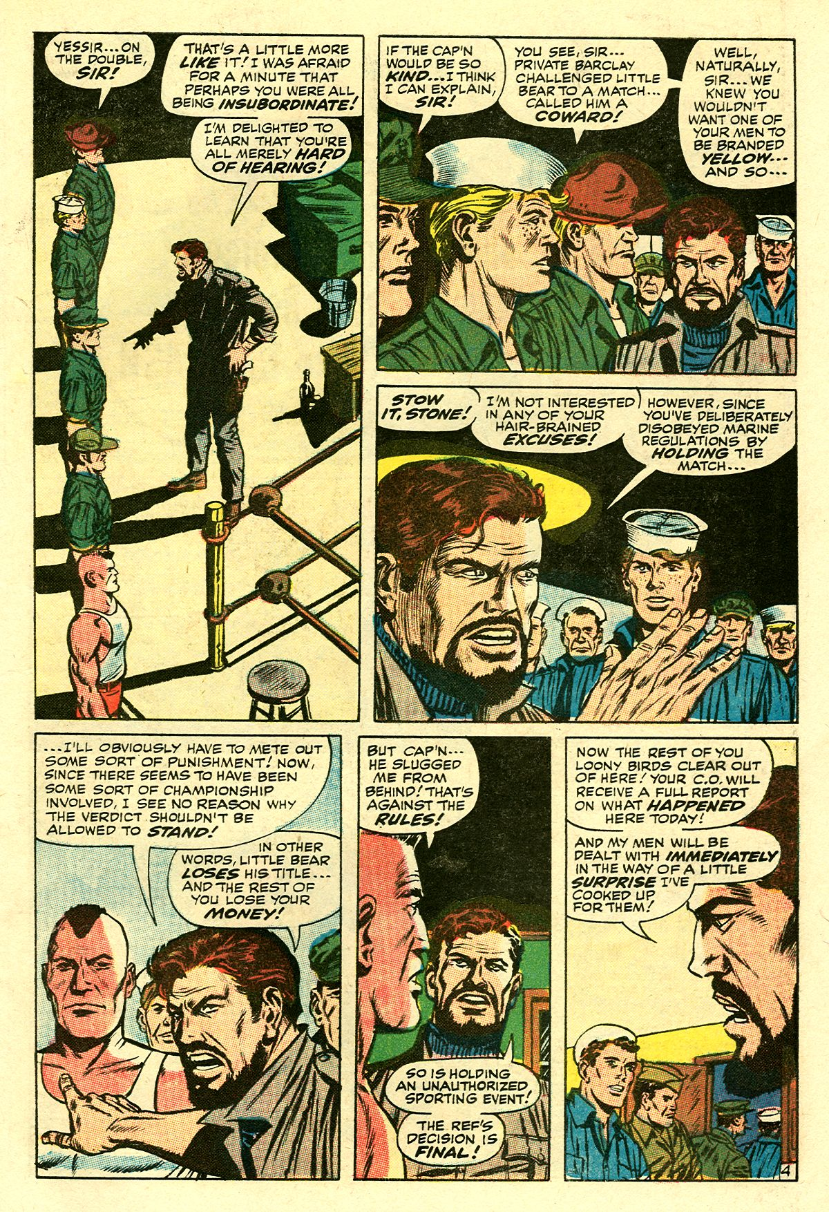Captain Savage and his Leatherneck Raiders issue 8 - Page 7