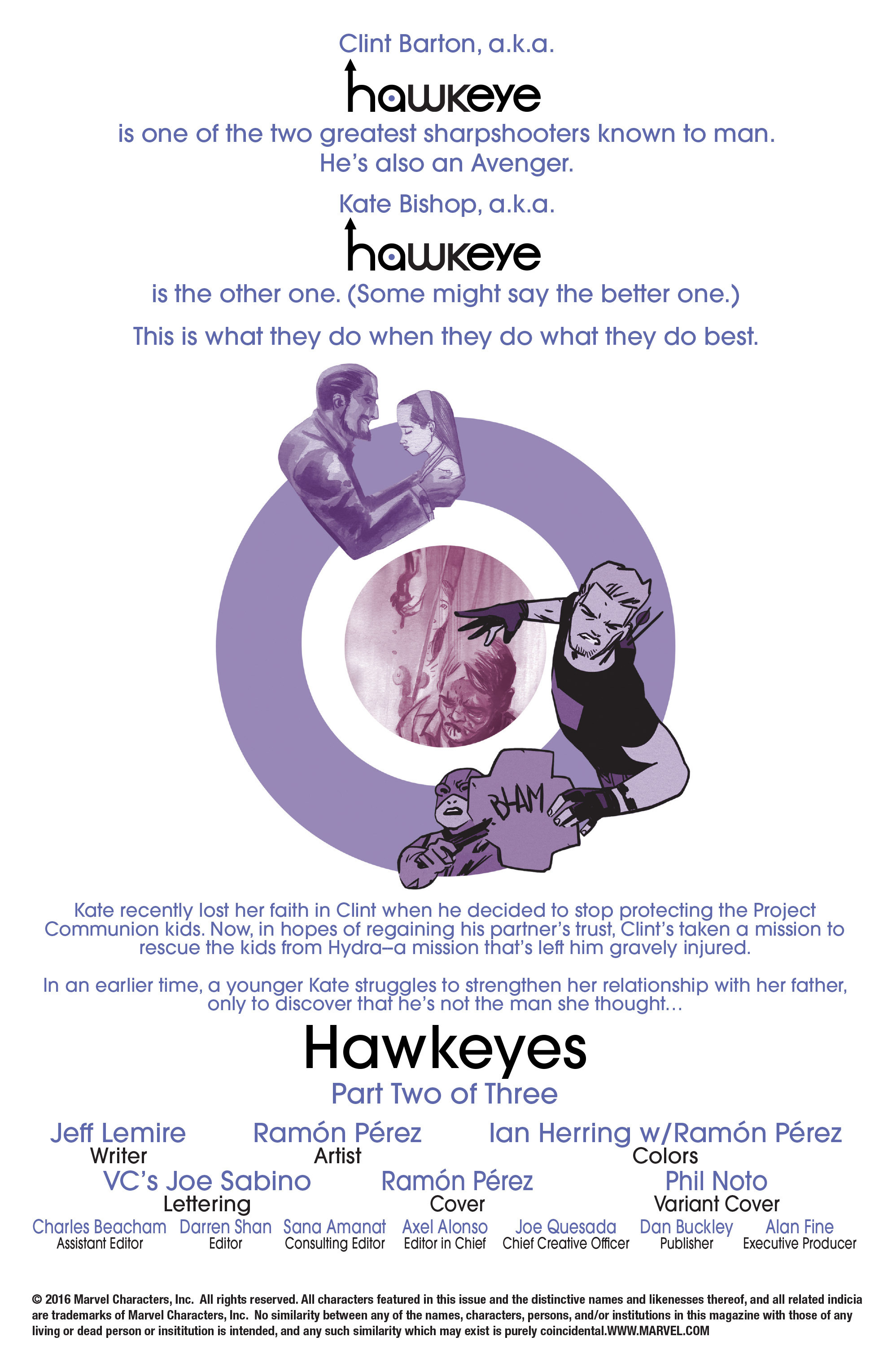 Read online All-New Hawkeye (2016) comic -  Issue #5 - 2