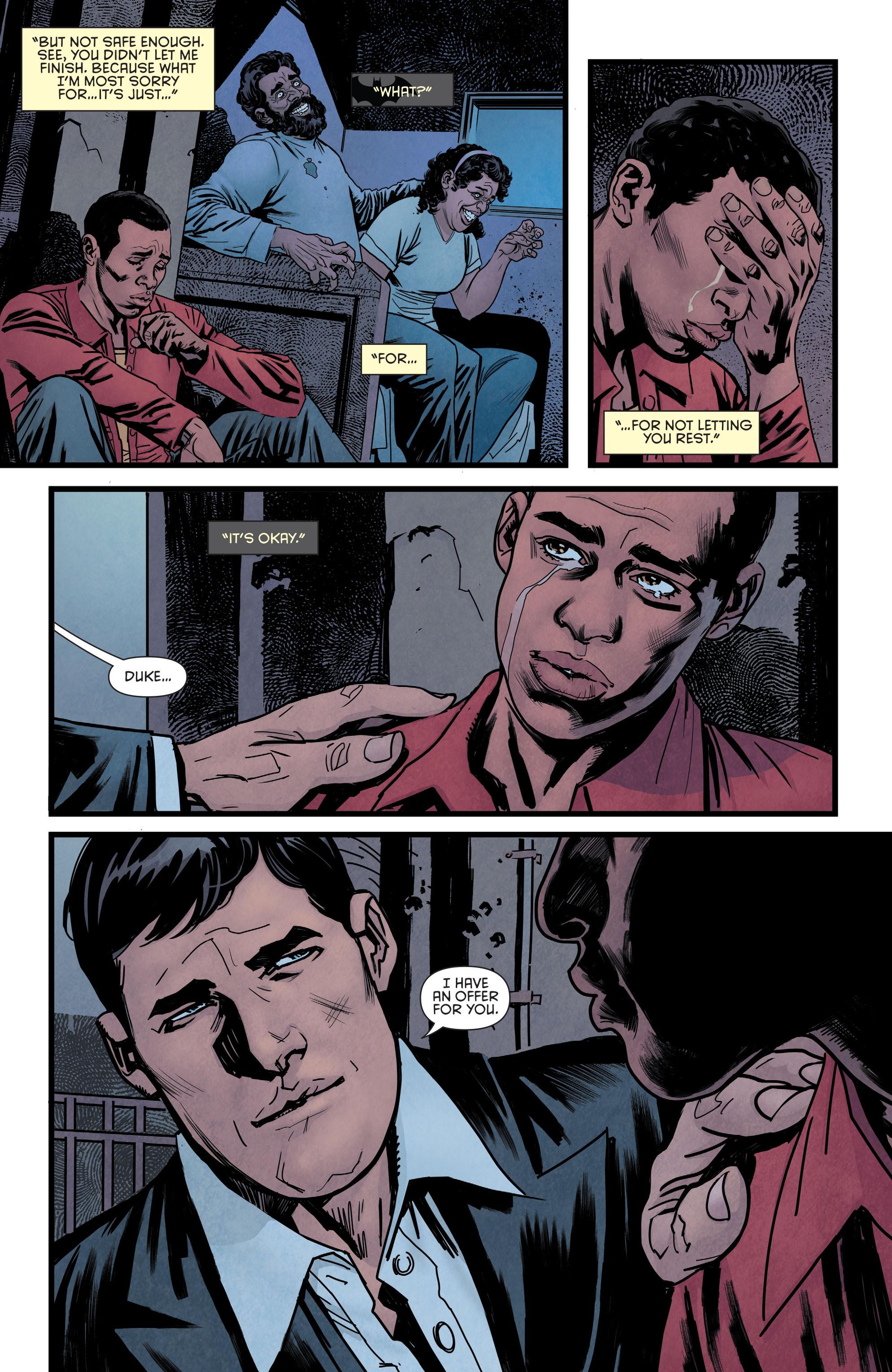 Read online Batman (2011) comic -  Issue # _TPB 9 - 137